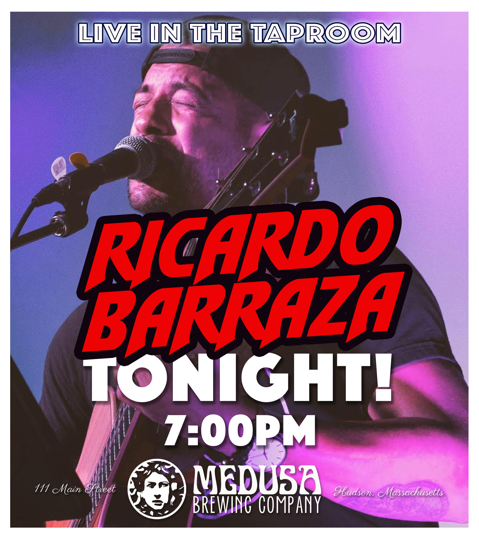 LIVE IN THE TAPROOM - RICARDO.jpg