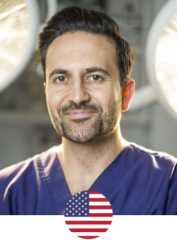 Arguably the most skilled board-certified plastic surgeon San Francisco has to offer, Dr. Elyassnia provides stunning yet natural results that are highly customized to each client's anatomy, goals and lifestyle. His skillful command of the subtleties and nuances of the underlying facial structure have earned him a reputation for detailed, sophisticated changes that still preserve the unique idiosyncrasies that define the individual.