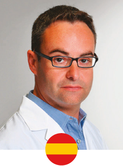 He is a specialist in Plastic, Aesthetic and Reconstructive Surgery, is director of the Advanced Breast Reconstruction Service and of the Integral Lymphedema Treatment Unit at Clínica Planas. Dr. Masià introduces the most novel microsurgical techniques of breast reconstruction and lymphoedema in the Spanish State since 2000, placing Clínica Planas as the Spanish reference center for the treatment of lymphedema and breast reconstruction.
