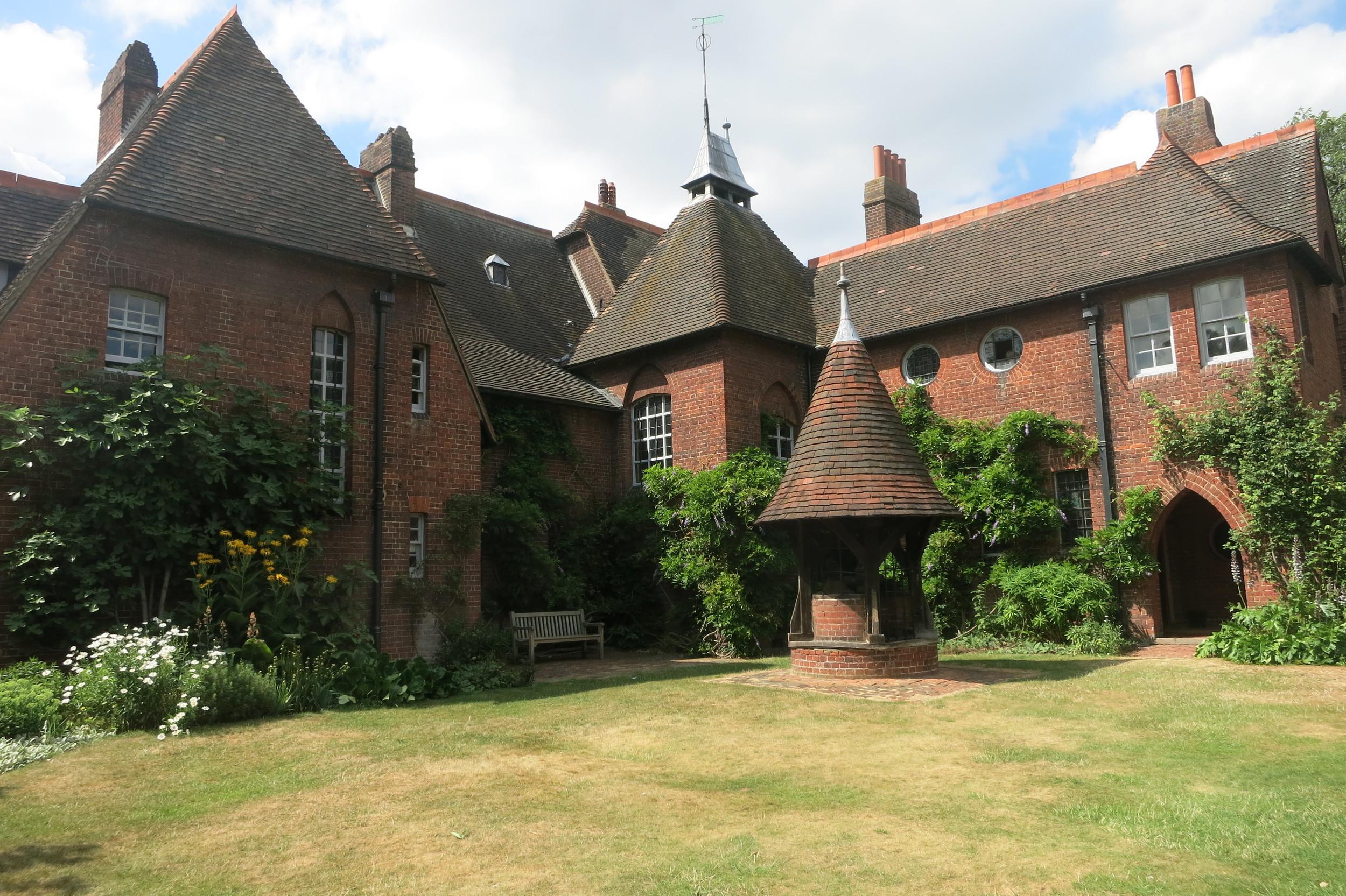 William Morris's 'Red House'