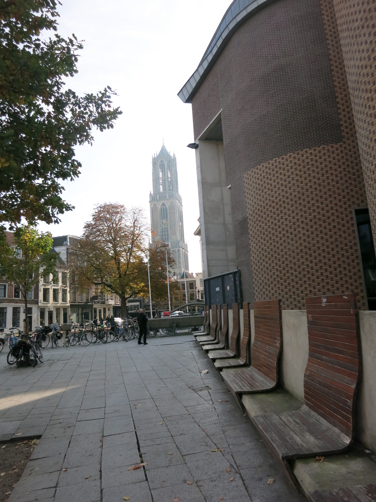 Utrecht's City Hall