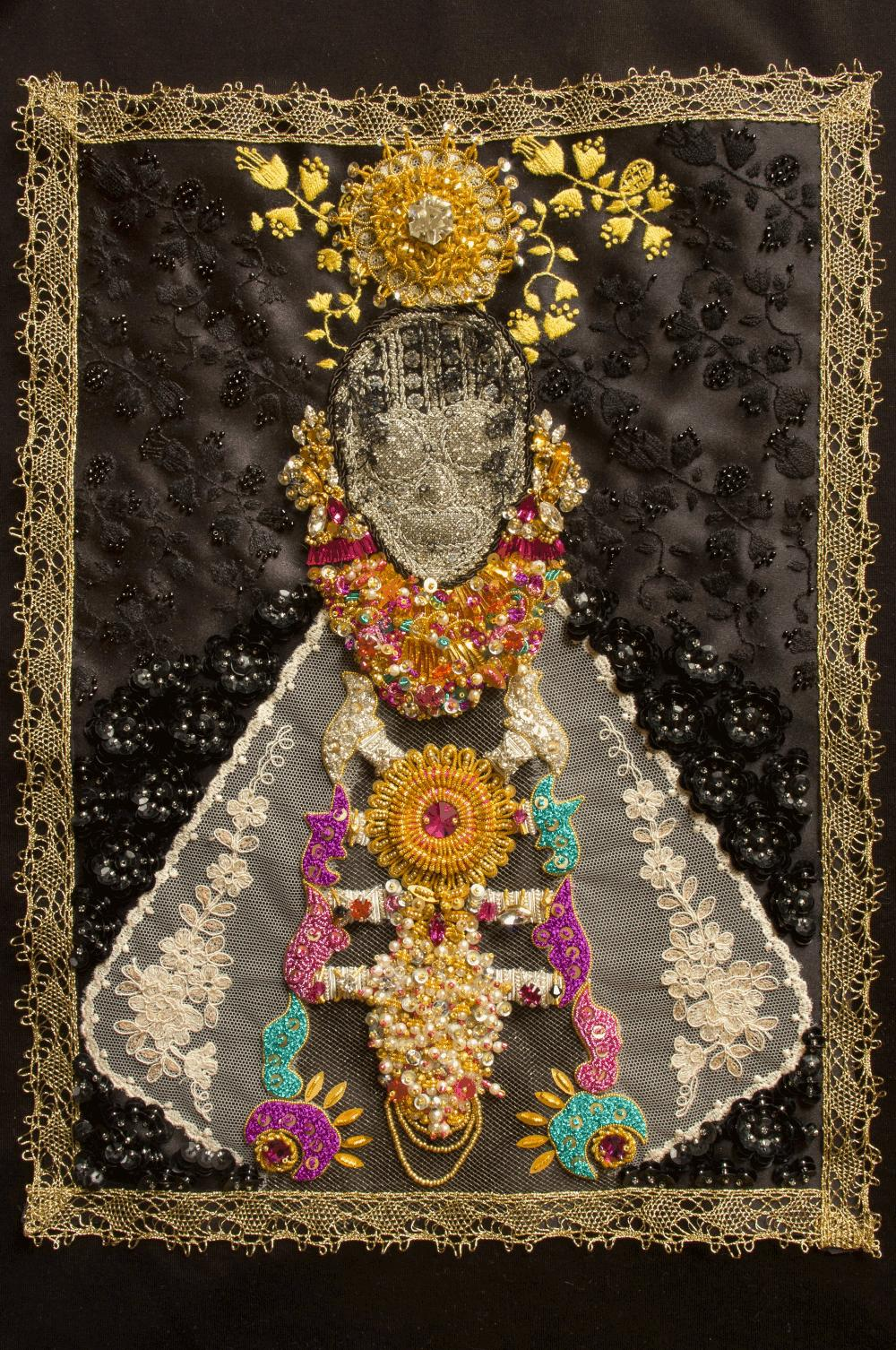 Mary Brown – 'Embellished Saint' - Sydney 2019