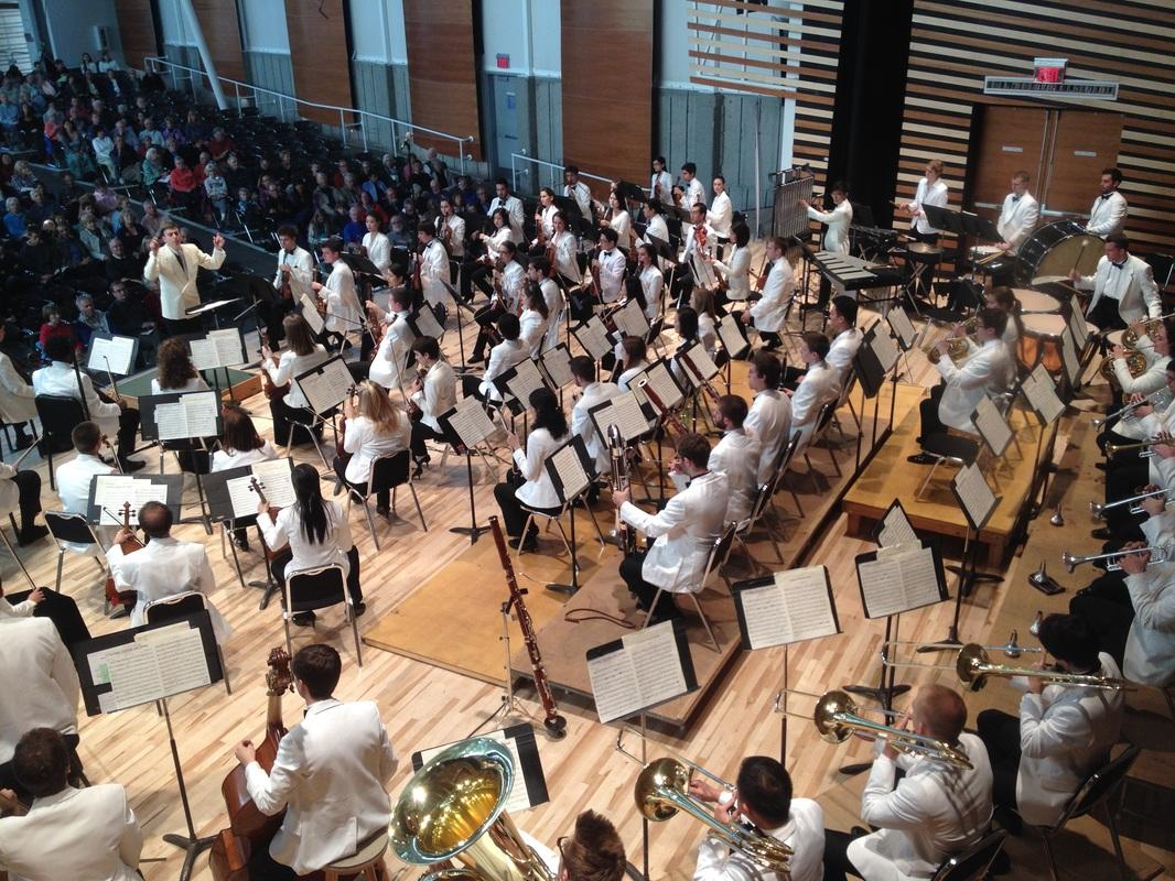 National Repertory Orchestra Photo Credit: Jeff Zahos