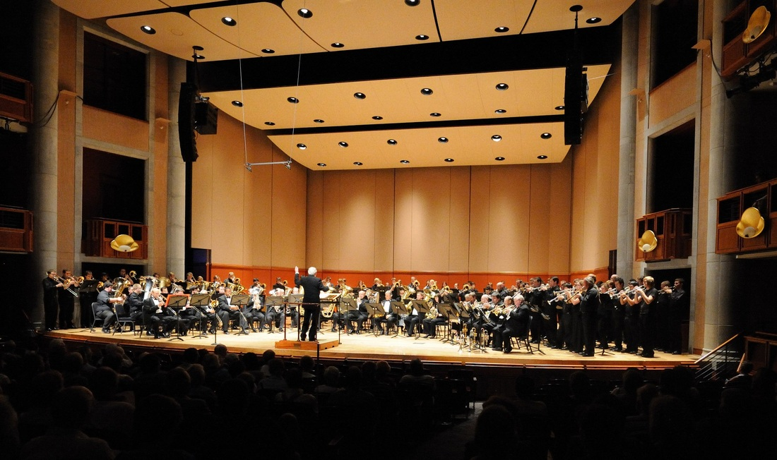 Raphael Mendez Brass Institute Photo credit: facebook.com/RaphaelMendezBrassInstitute
