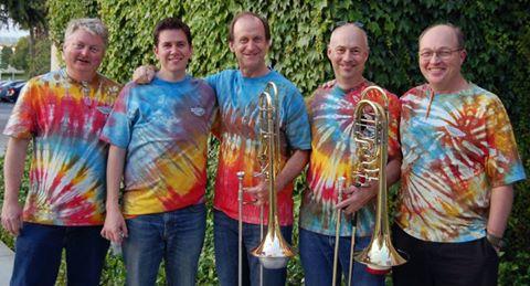 Pokorny Low Brass Seminar Photo credit: facebook.com/Pokornyseminar