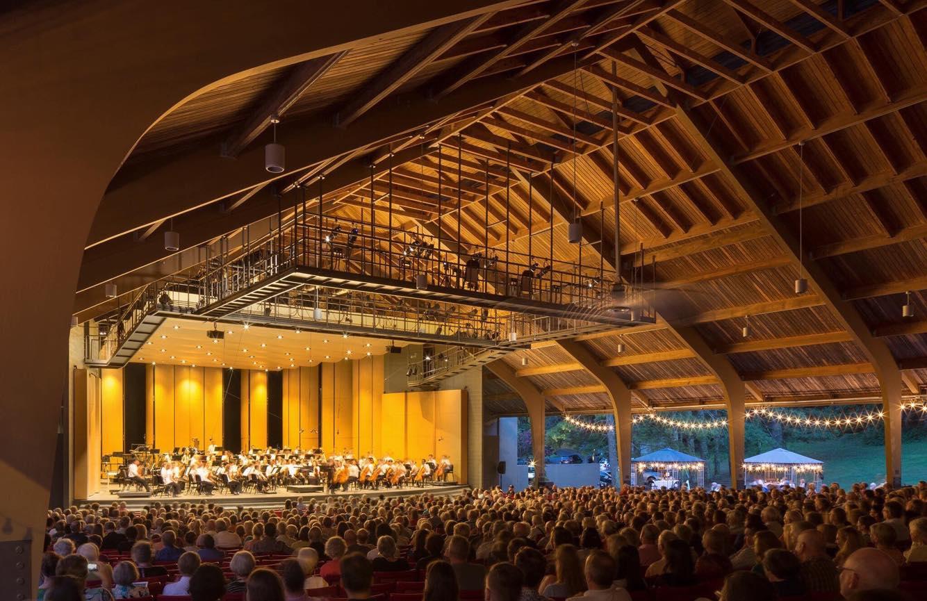 Brevard Music Center Institute Photo Credit: Dan Satterwhite