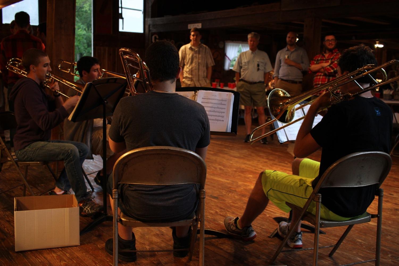 Third Coast Trombone Retreat Photo credit: tromboneretreat.com