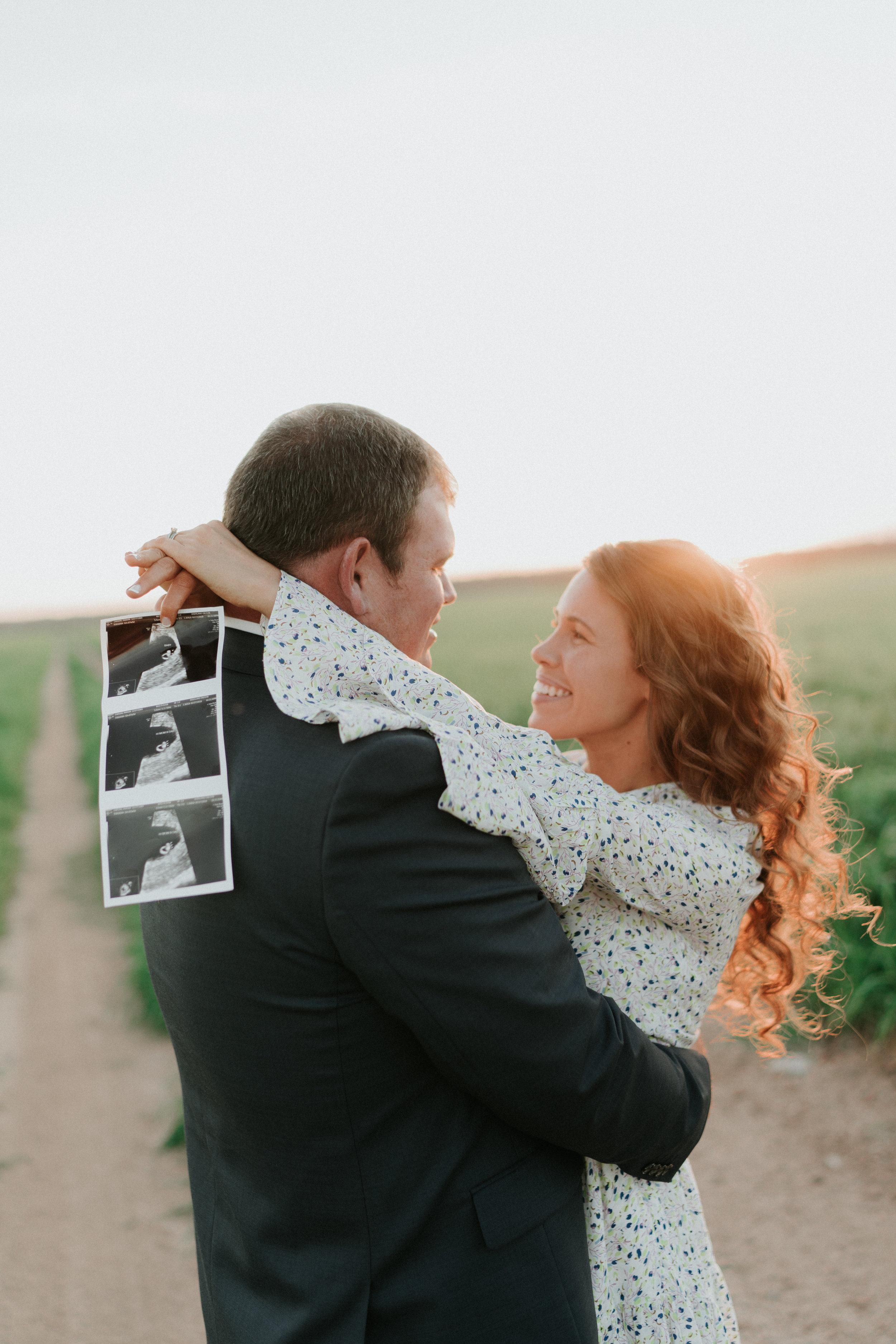 Kip and Jen Maternity Pics