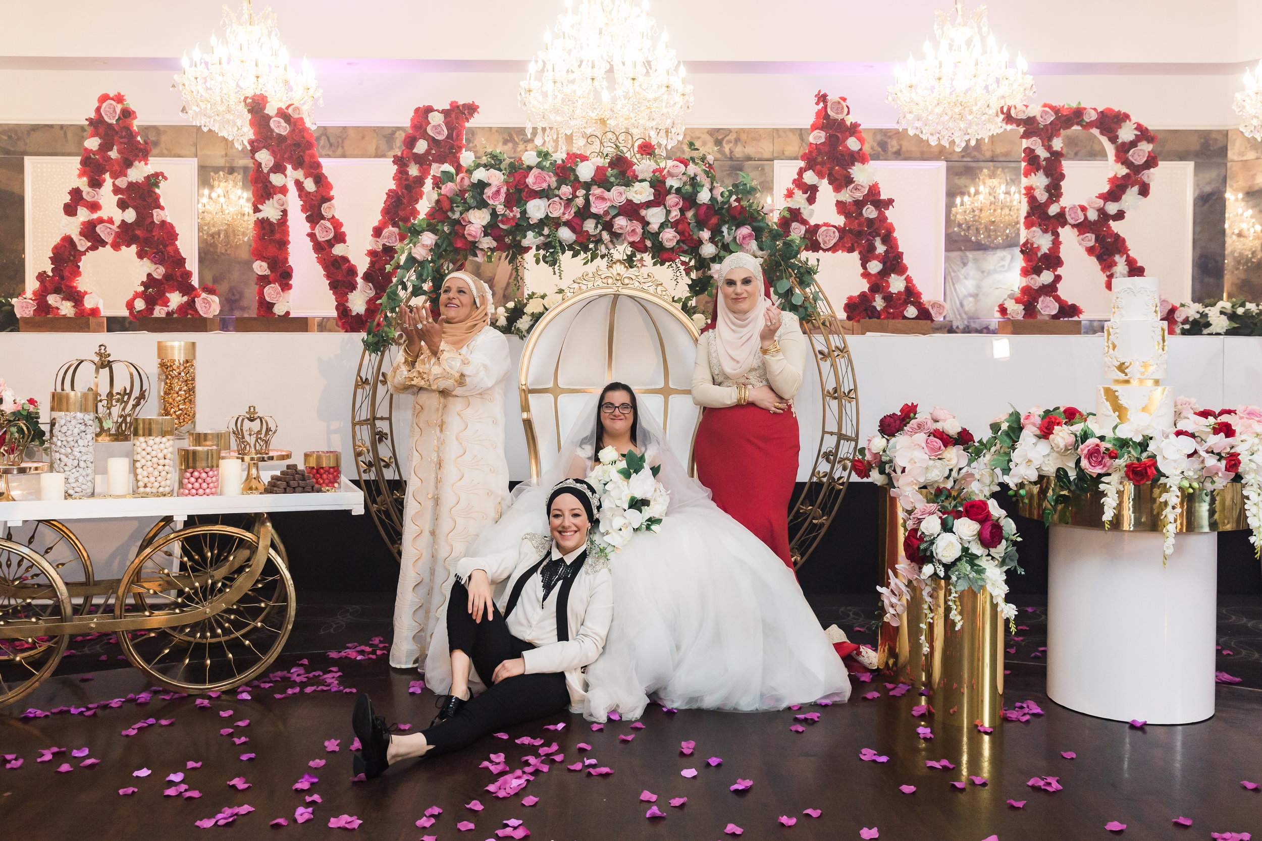 Image of   Wedding of the Century