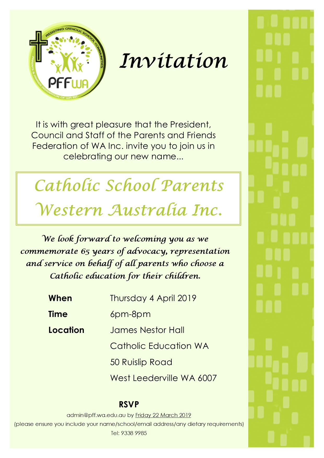CSPWA Invitation - Parent Group Executive.jpg