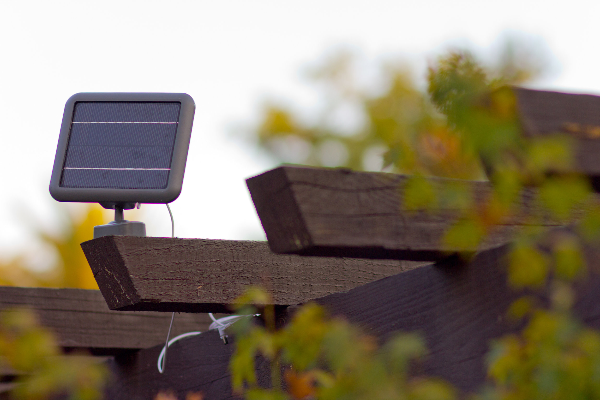 NL-DSB1 Mounted Solar Panel
