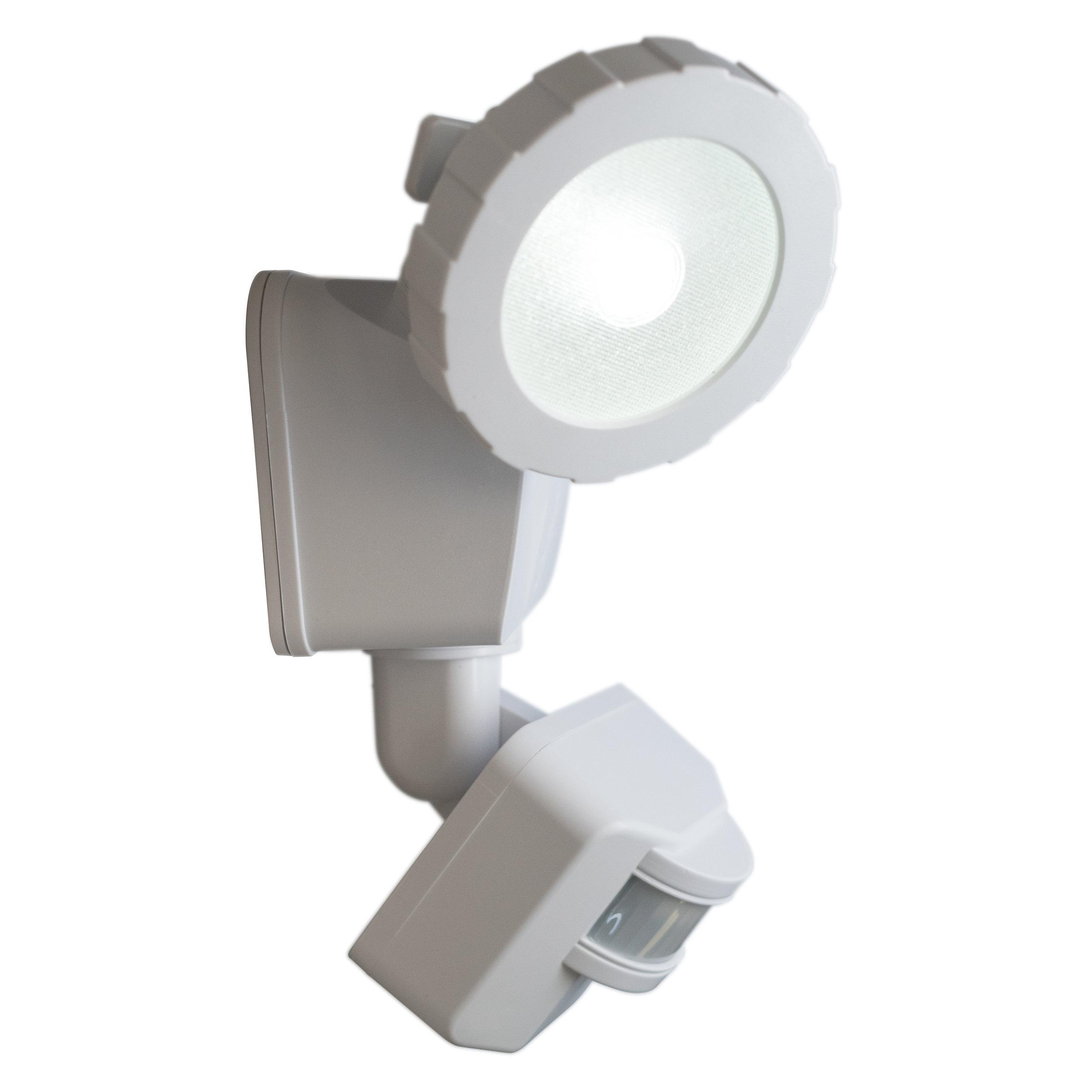 Novolink NL-DSW1 Solar Security Light, Side