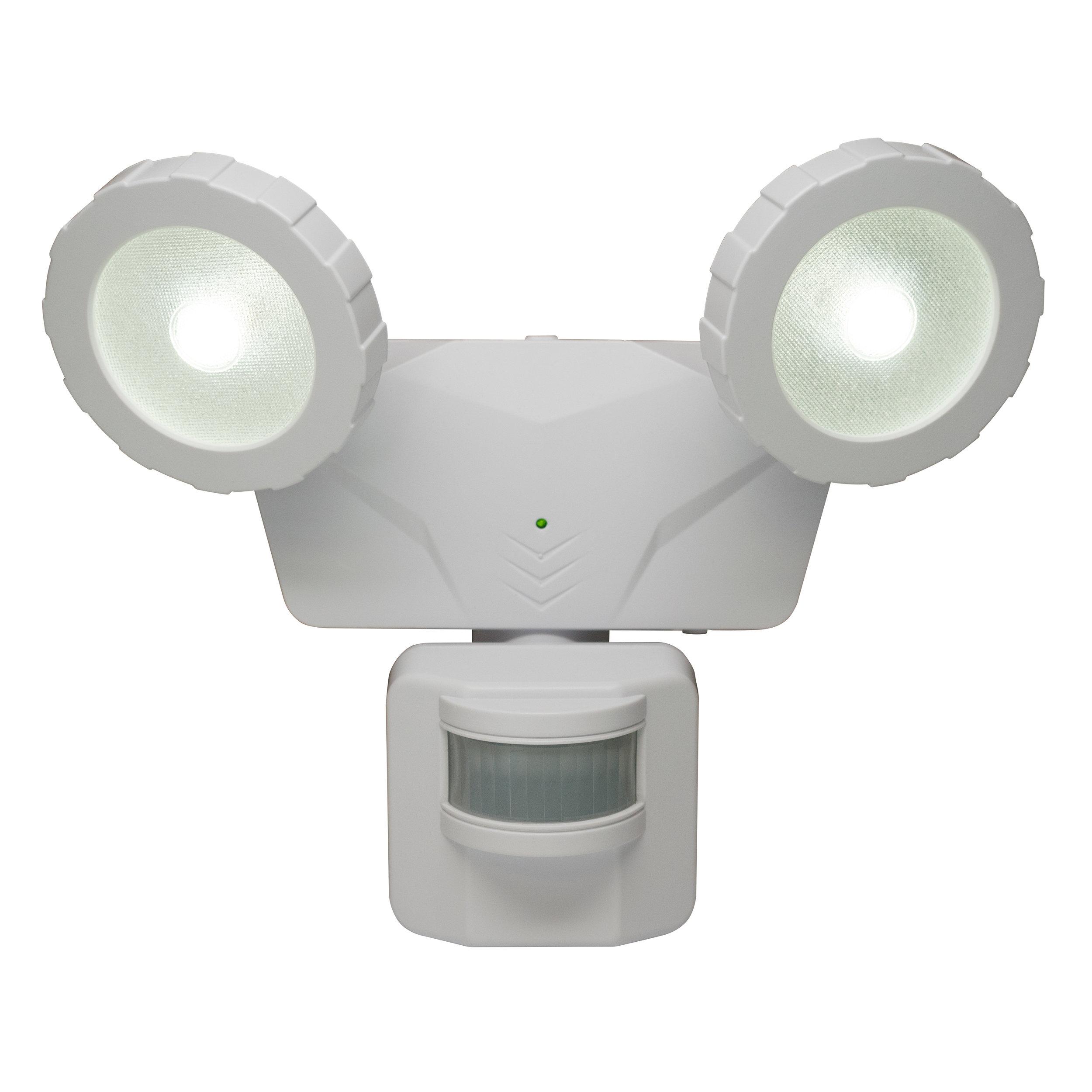 Novolink NL-DSW1 Solar Security Light, Front
