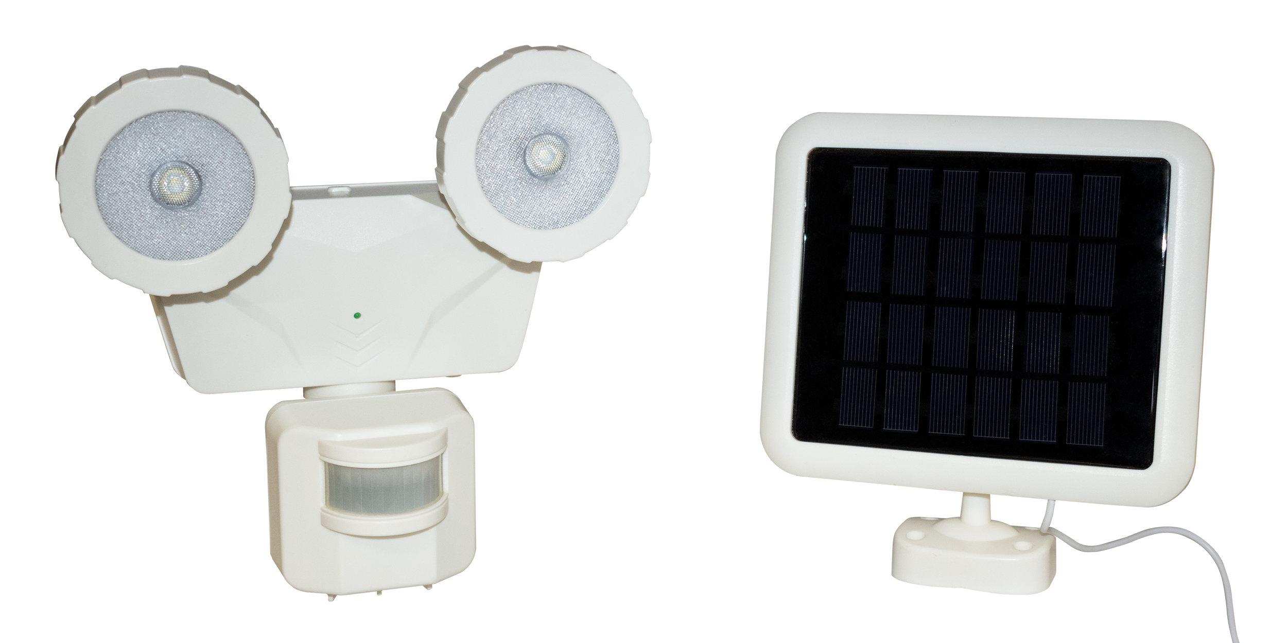Novolink NL-DSW2 Solar Security Light
