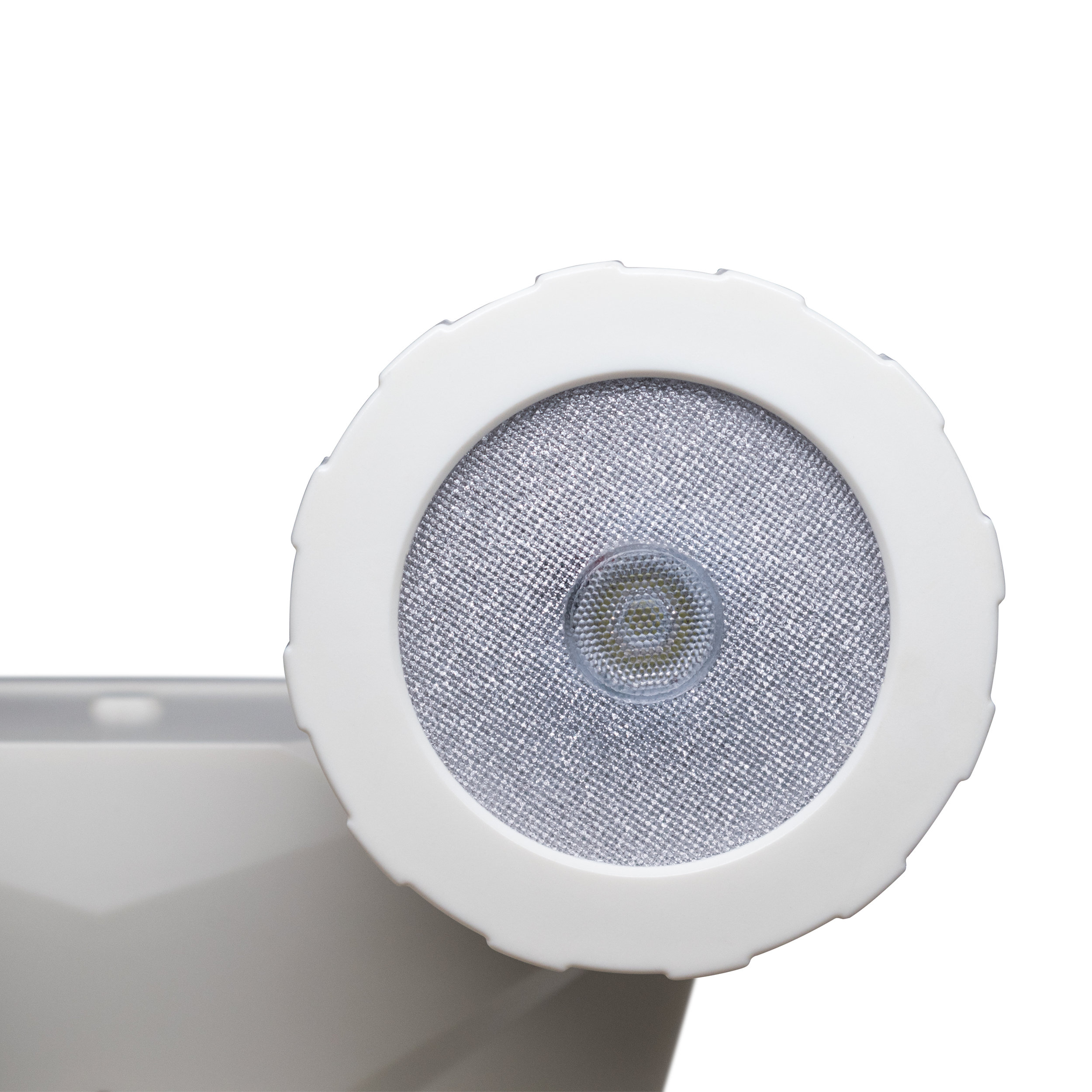 Novolink NL-DSW2 Solar Security Light, Lamp Head detail