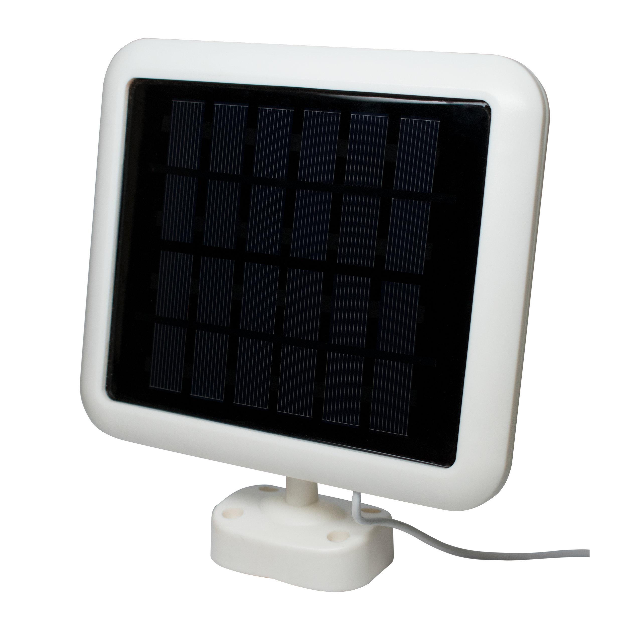 Novolink NL-DSW2 Solar Security Light, Solar Panel