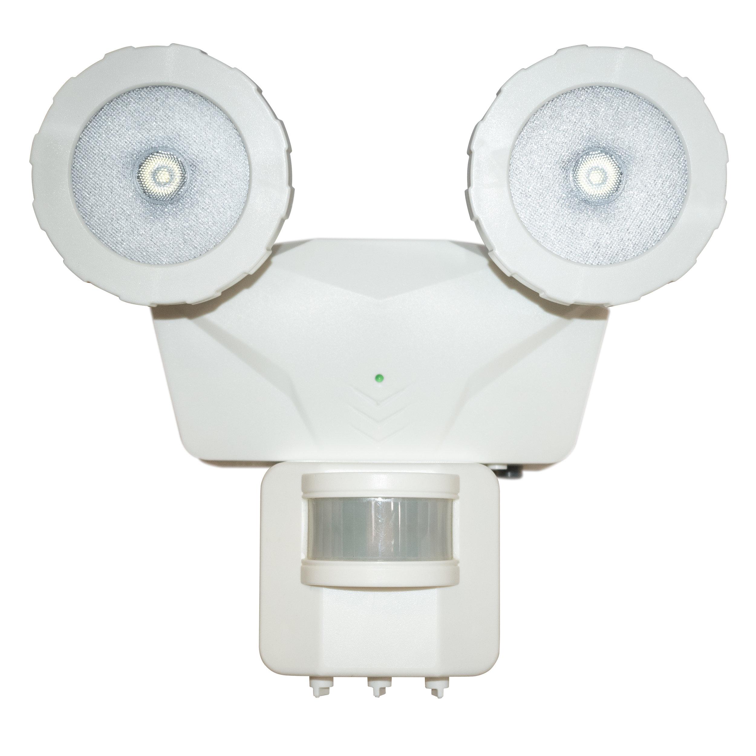 Novolink NL-DSW2 Solar Security Light, Front