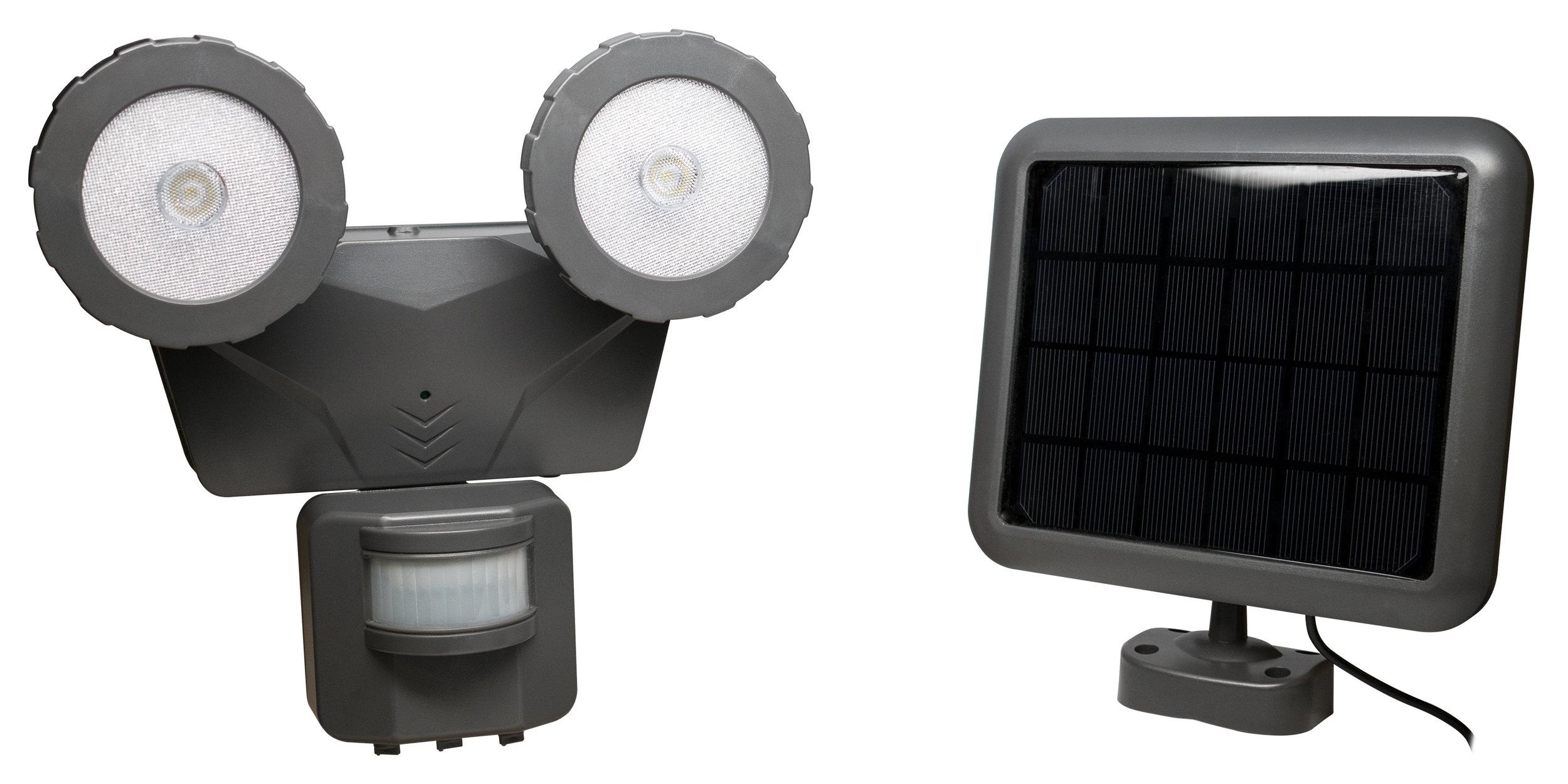 NL-DSG2 Solar Security Light with Solar Panel