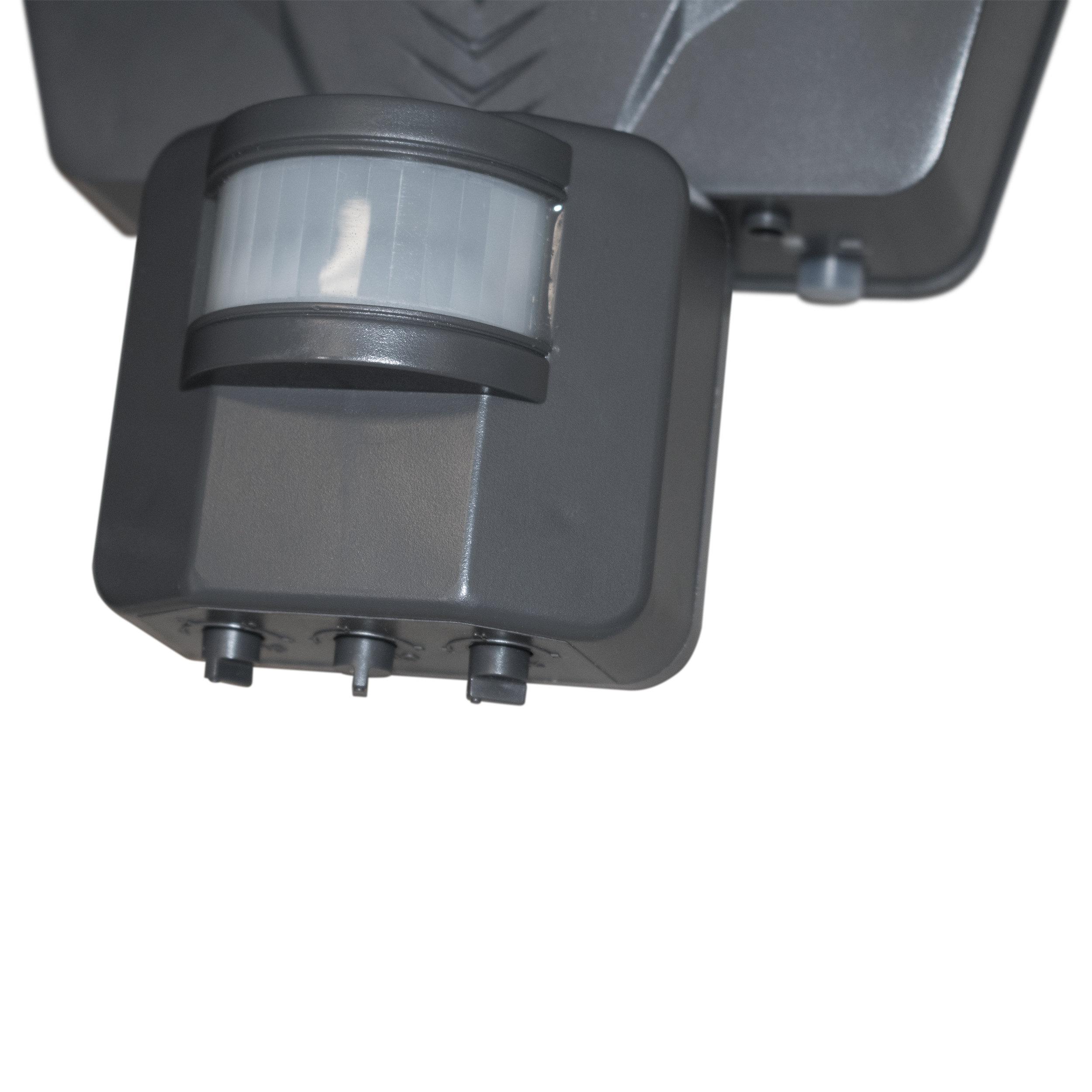 Novolink NL-DSG2 Solar Security Light, Motion Sensor with Dials
