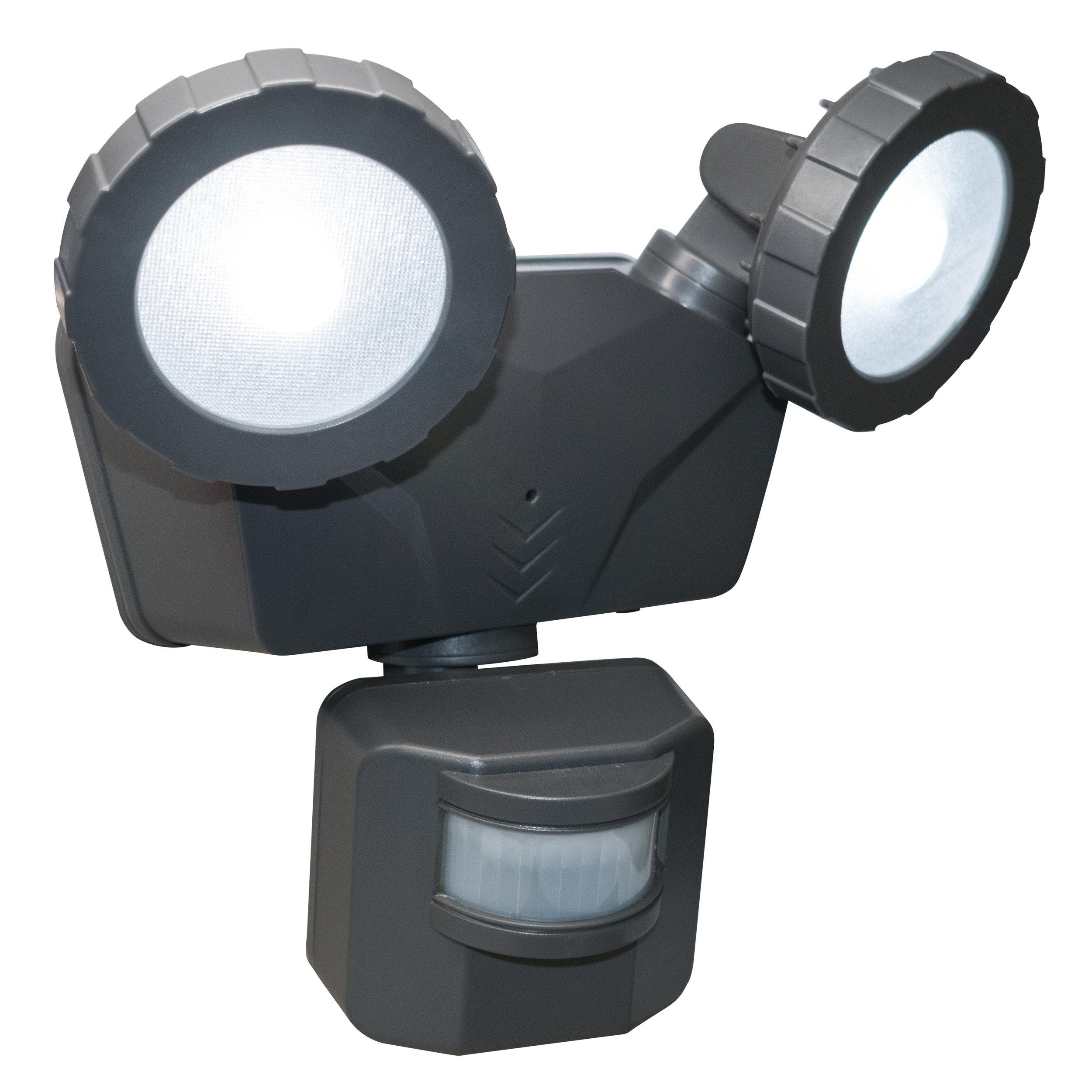 NL-DSG2 Solar Security Light, Isometric