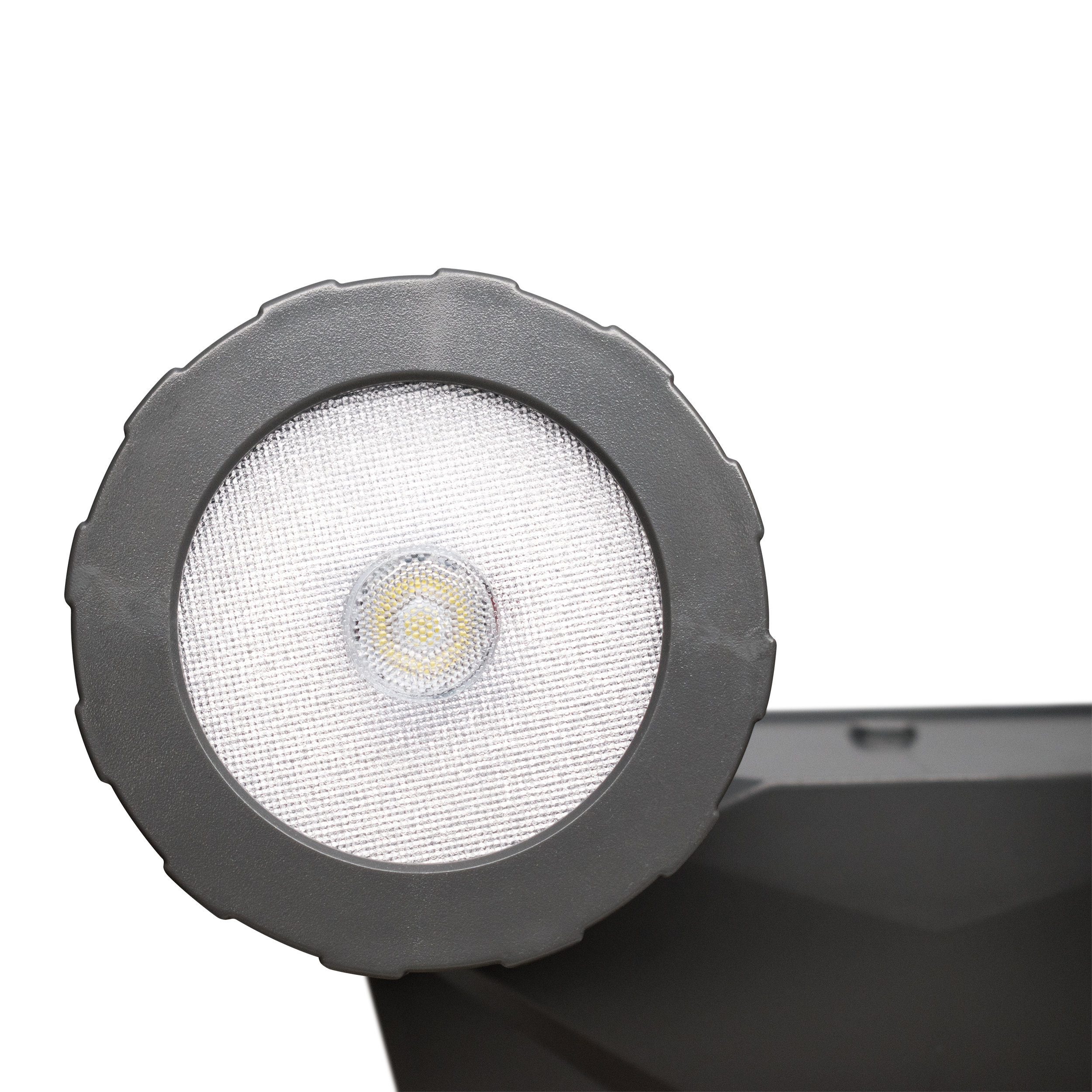 NL-DSG2 Solar Security Light, Lamp Head Detail