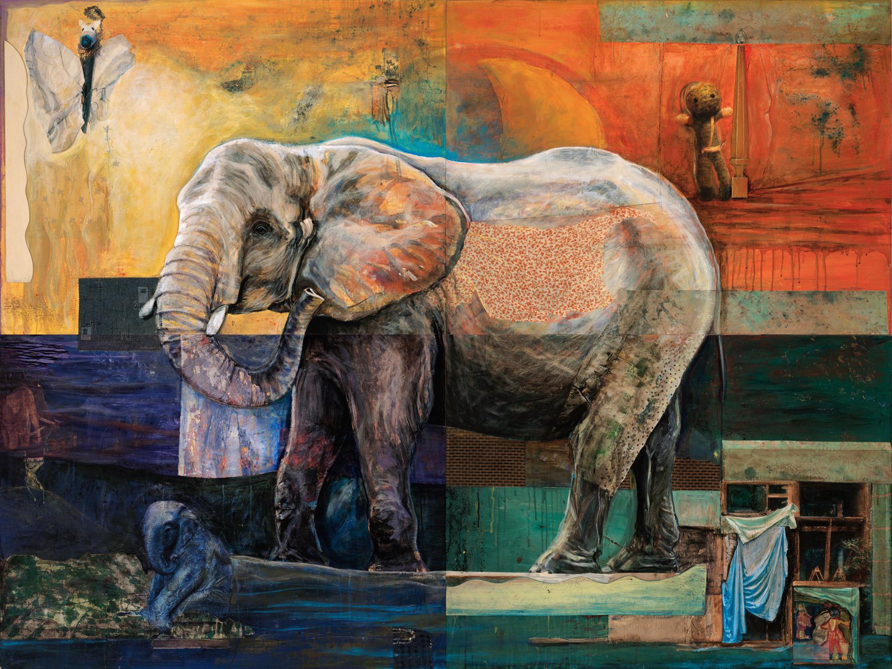 Linda-Mitchell---Linda-Mitchell_Quartet-Elephant.jpg