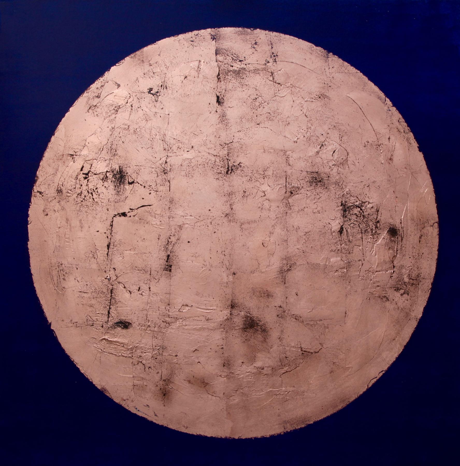 ARTI NYC - Uzuno, 122x122, acrylic cement and gold leaf, 2016.jpg