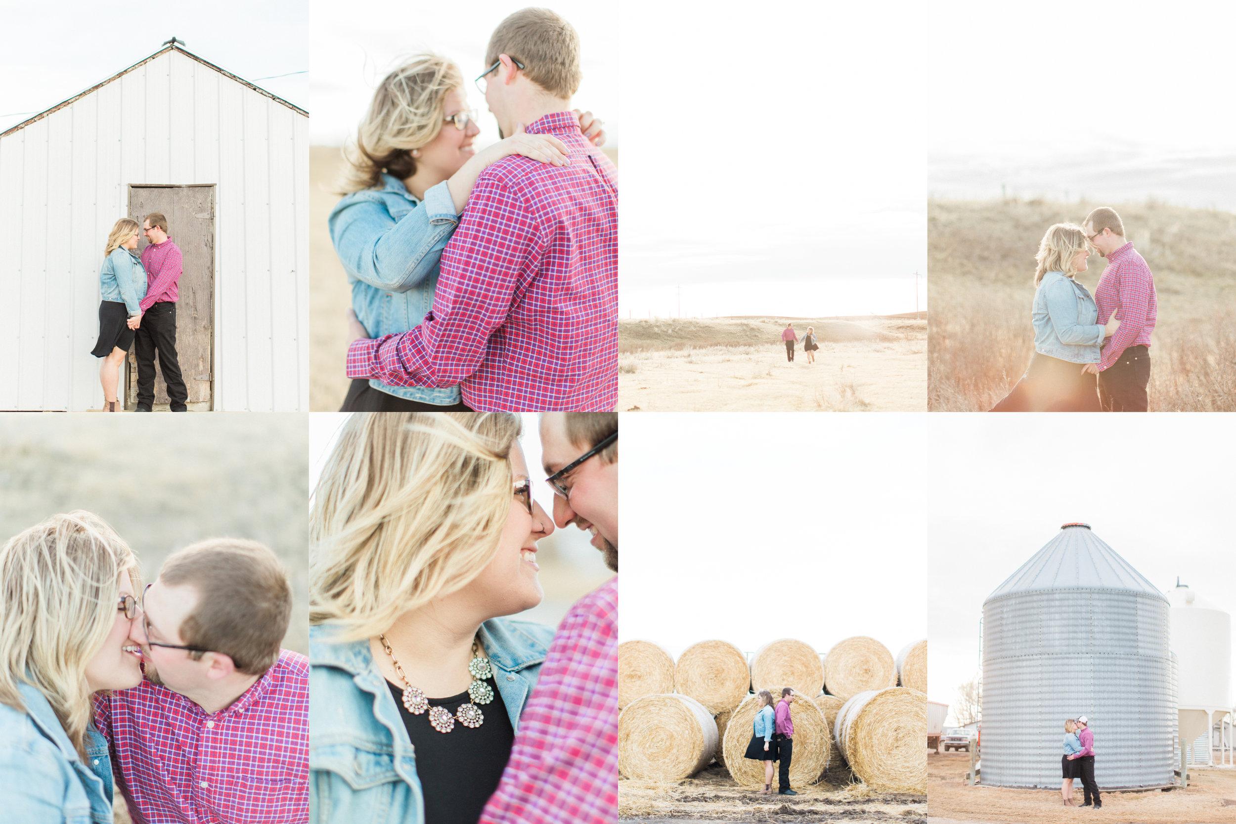 Southern Alberta Fine Art Wedding Engagement Photography Calgary Acreage Photographer