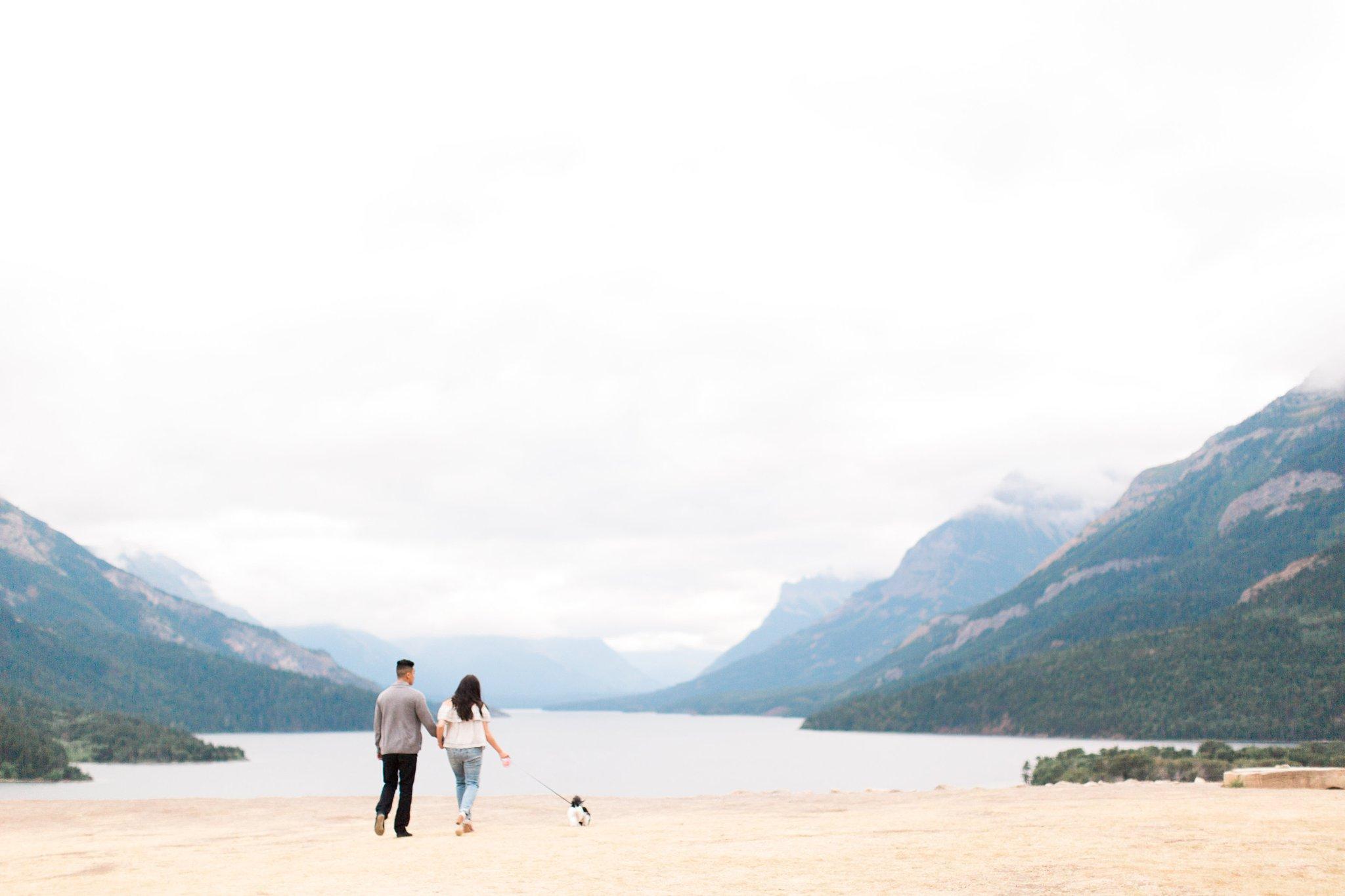 Waterton Alberta Engagement Calgary Wedding Photographer_0030.jpg