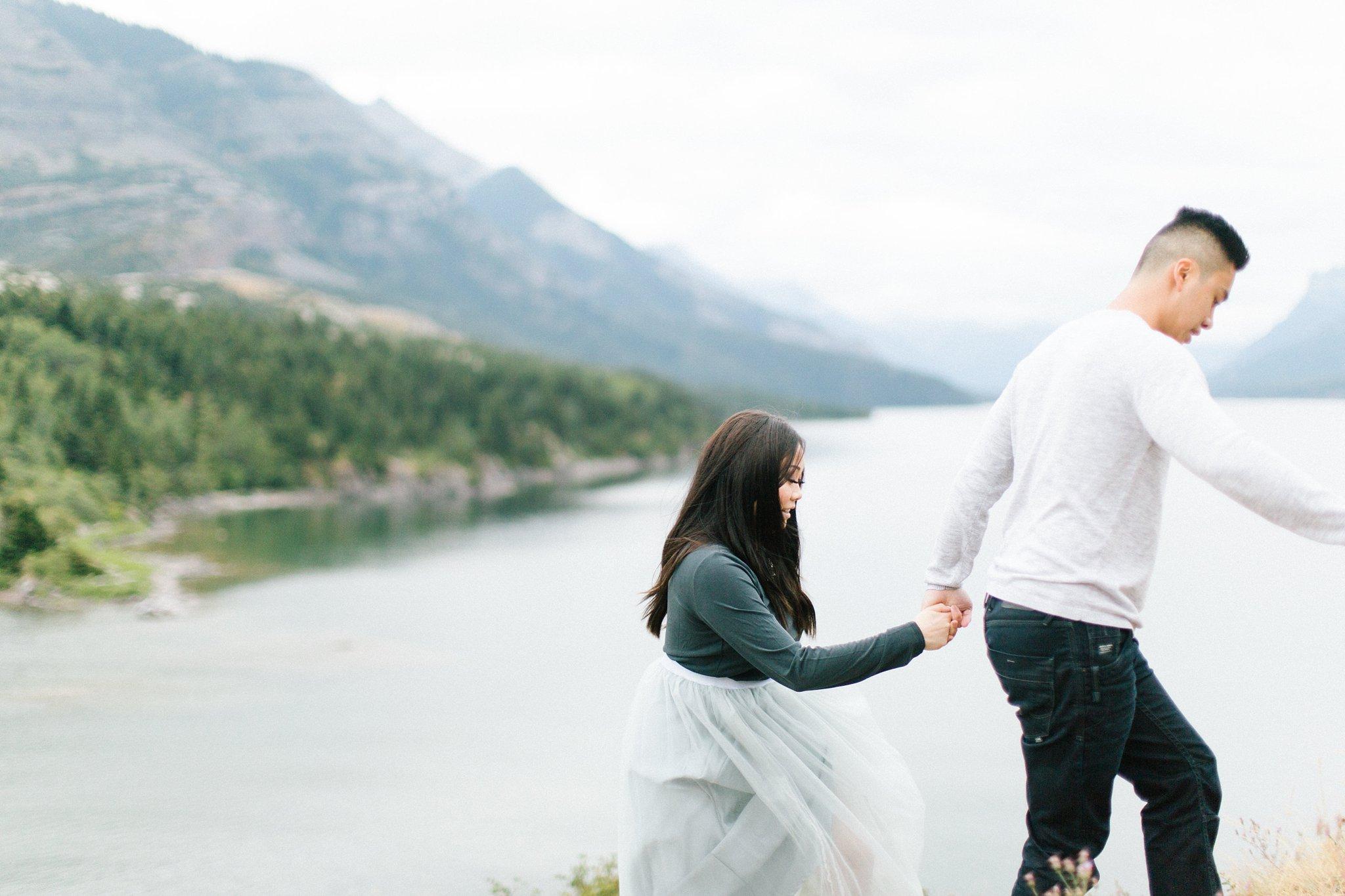 Waterton Alberta Engagement Calgary Wedding Photographer_0062.jpg