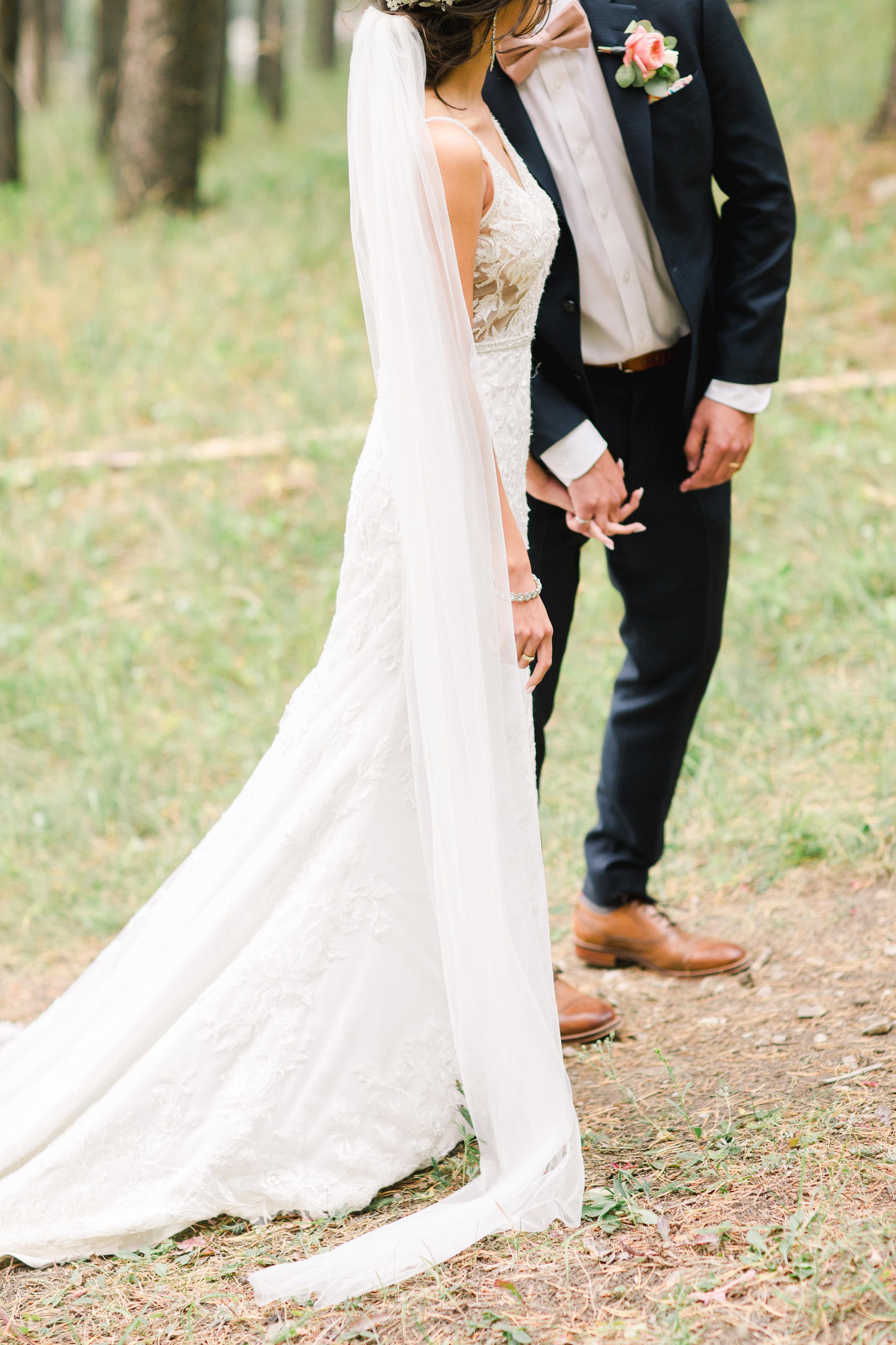 Banff Rimrock Wedding Photography
