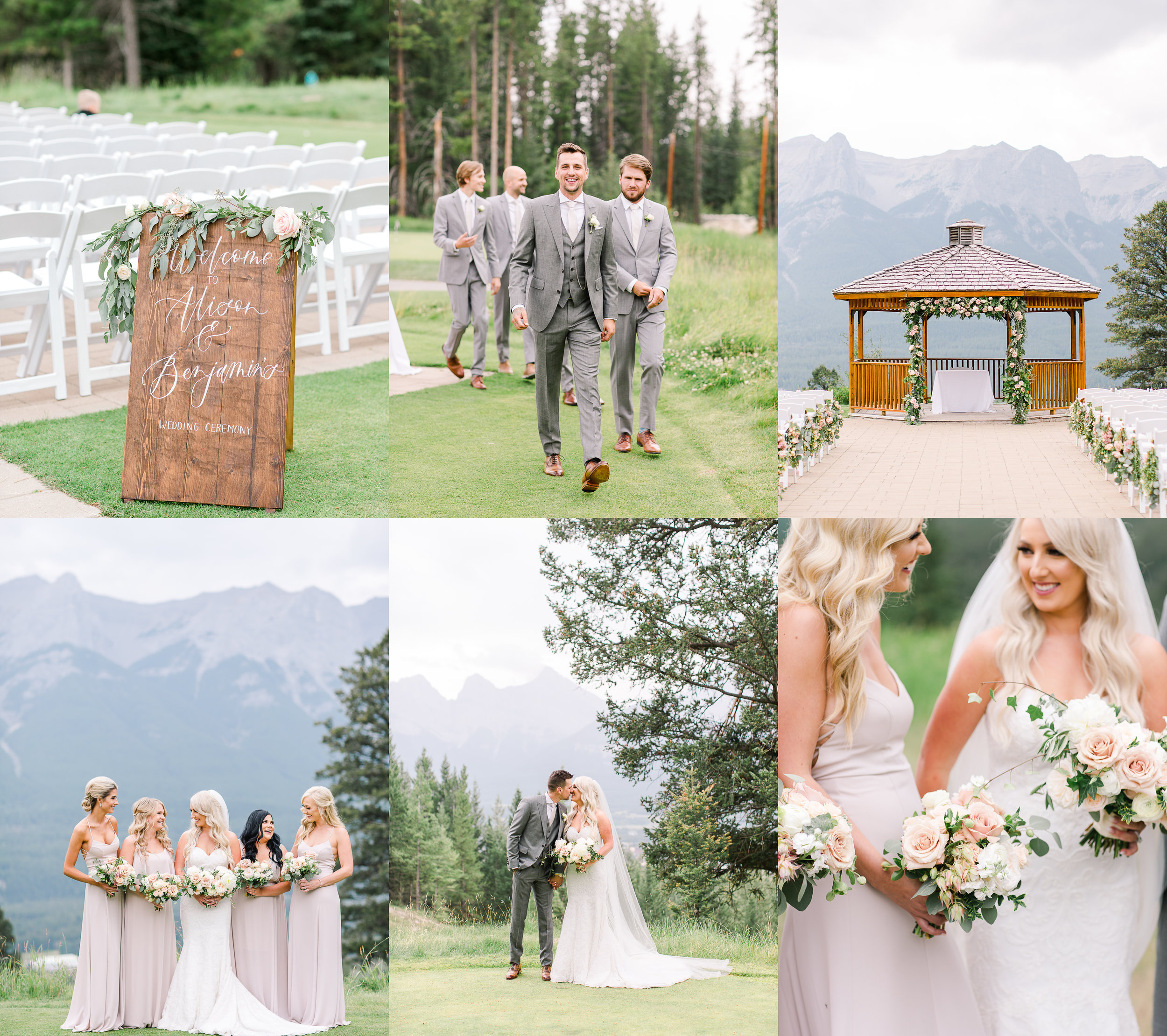Calgary Canmore Banff Wedding Photography Silvertip Resort Photographer Julianne Young