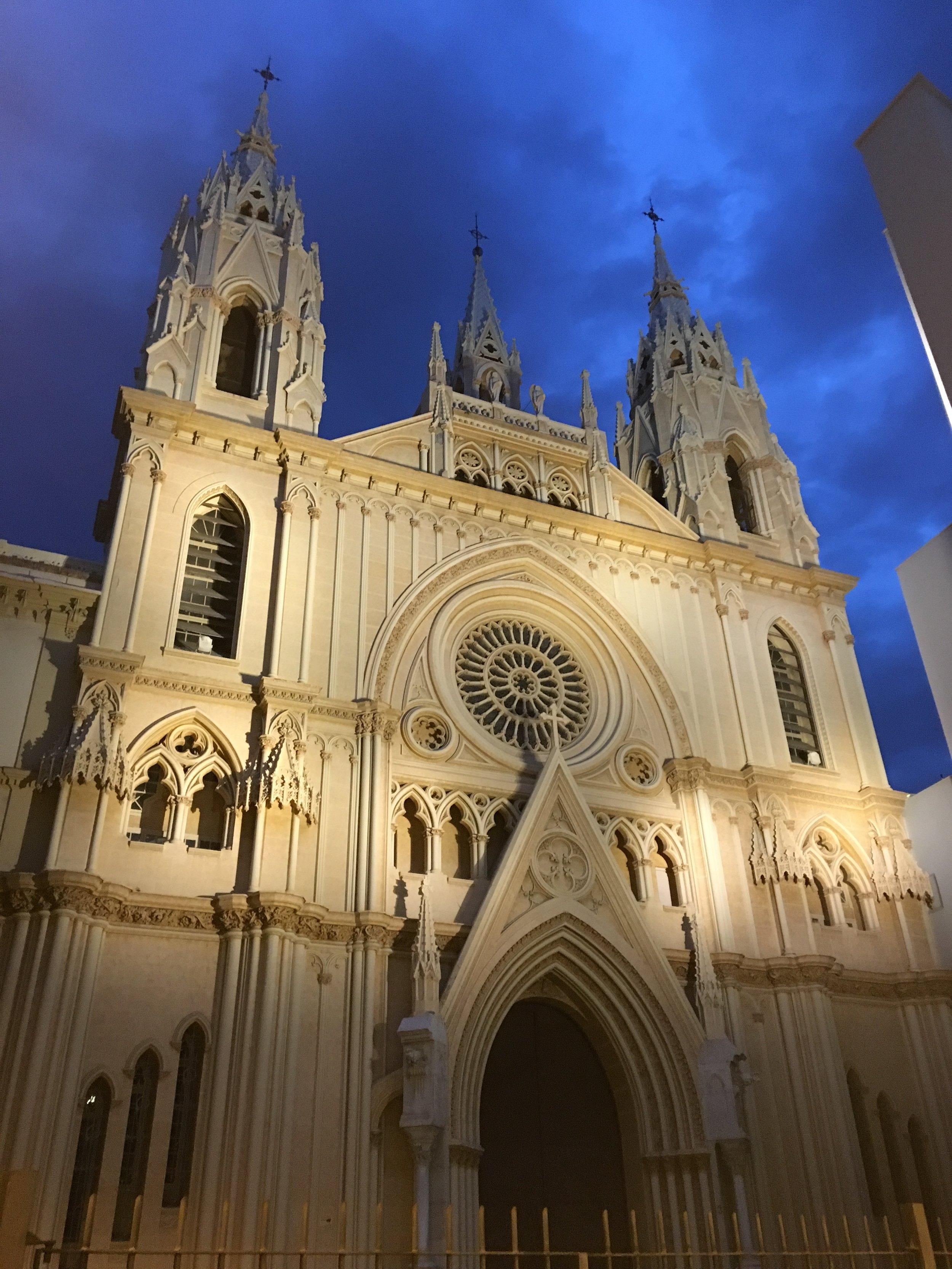 """""""God's House."""" -  (Malaga, Spain)"""