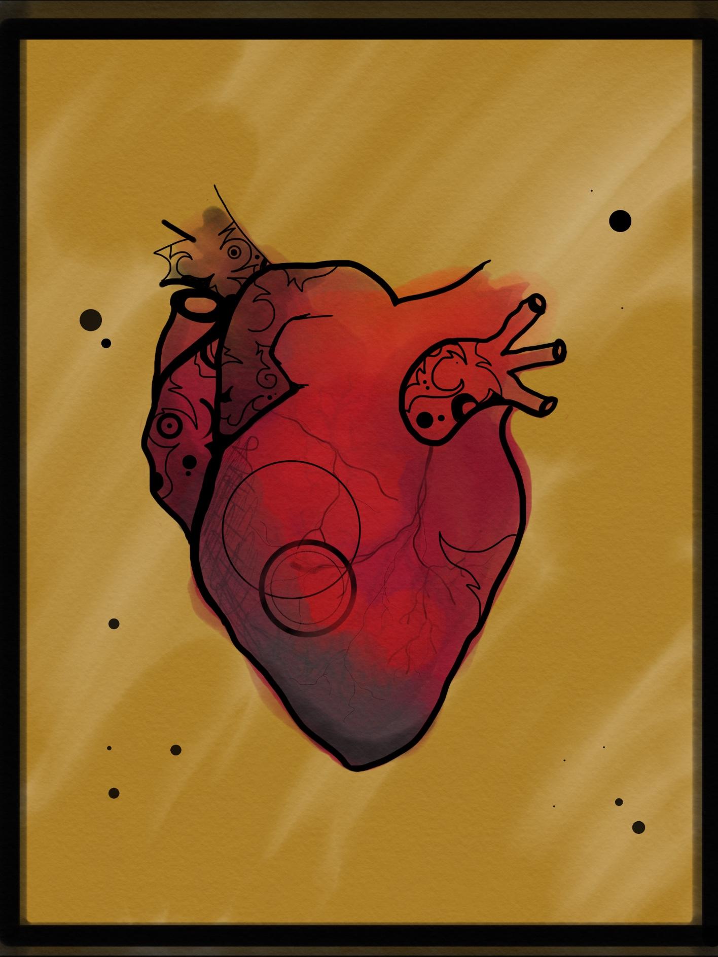 """""""My Heart Dreams In Tango"""" — by G. Andersen (Zagreb, Croatia)"""