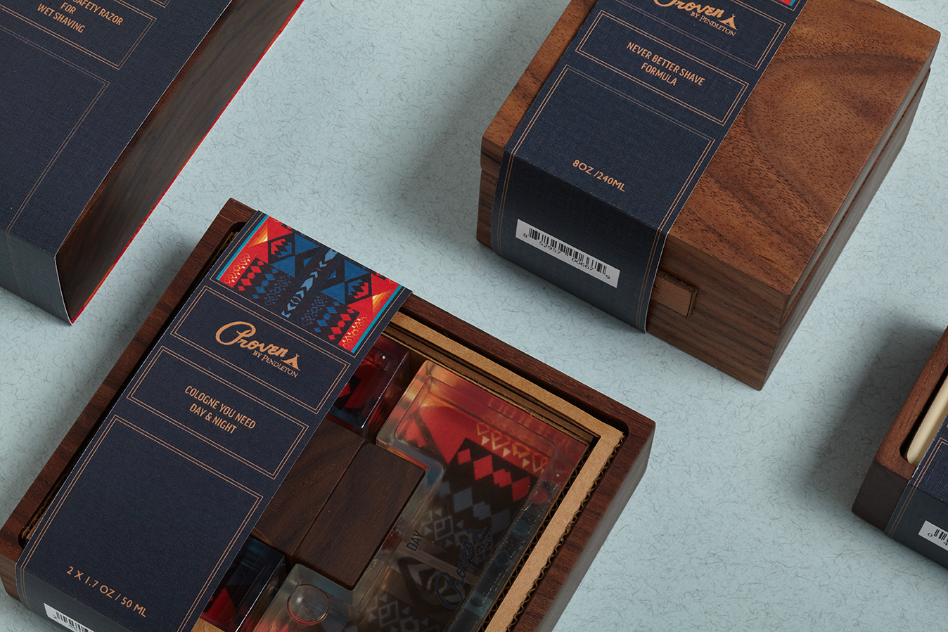 proven - Packaging and Branding