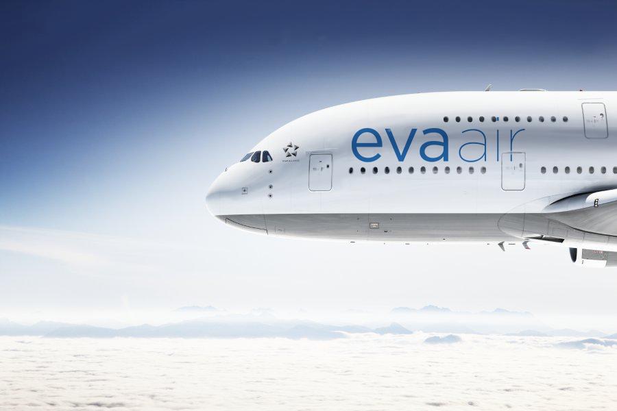 eva air - Identity, Art Direction, Brand Strategy