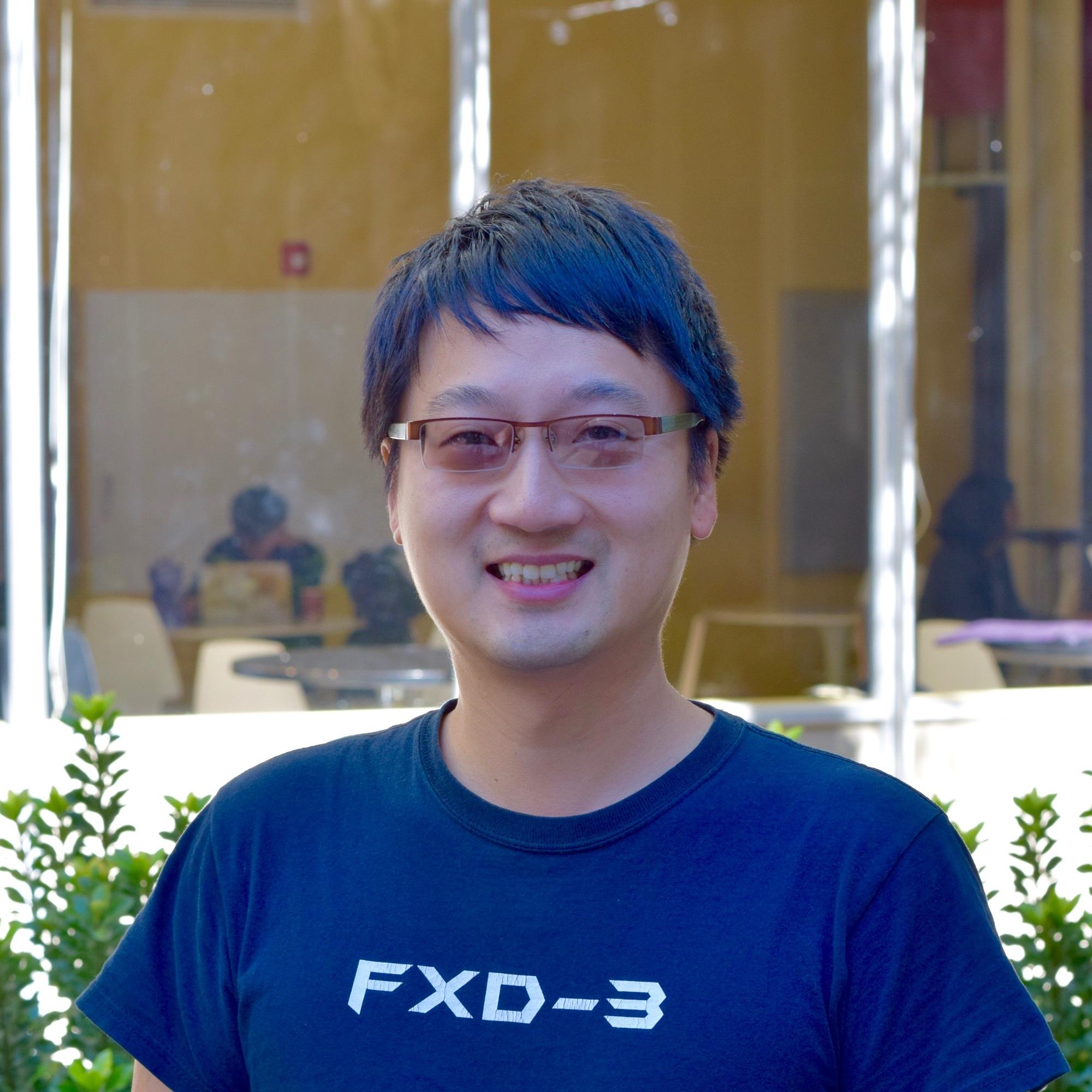 Founder/CEO    Fangwei Lee