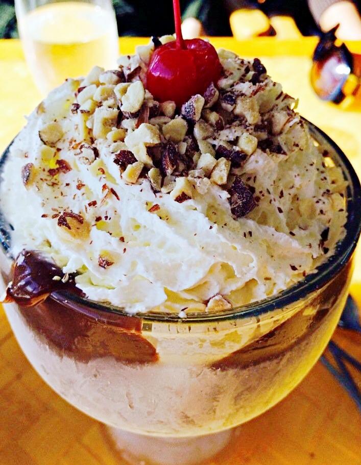 Santa Barbara Dessert