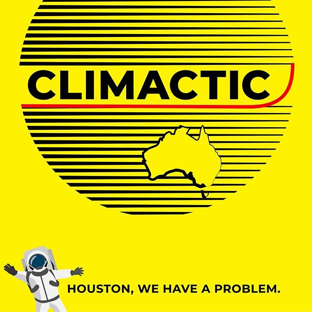 Very excited to have had the chance to do artwork for a brand new podcast, Climactic! Along with special guests, hosts Mark and Rich discuss the impacts Australia can expect from our already changing climate, how we can best prepare and hopefully live purposefully to minimise them. Listen at www.climactic.fm . . . . . . . #graphicdesign #climatechange #albumart #podcast #design #environment #tdkpeepshow