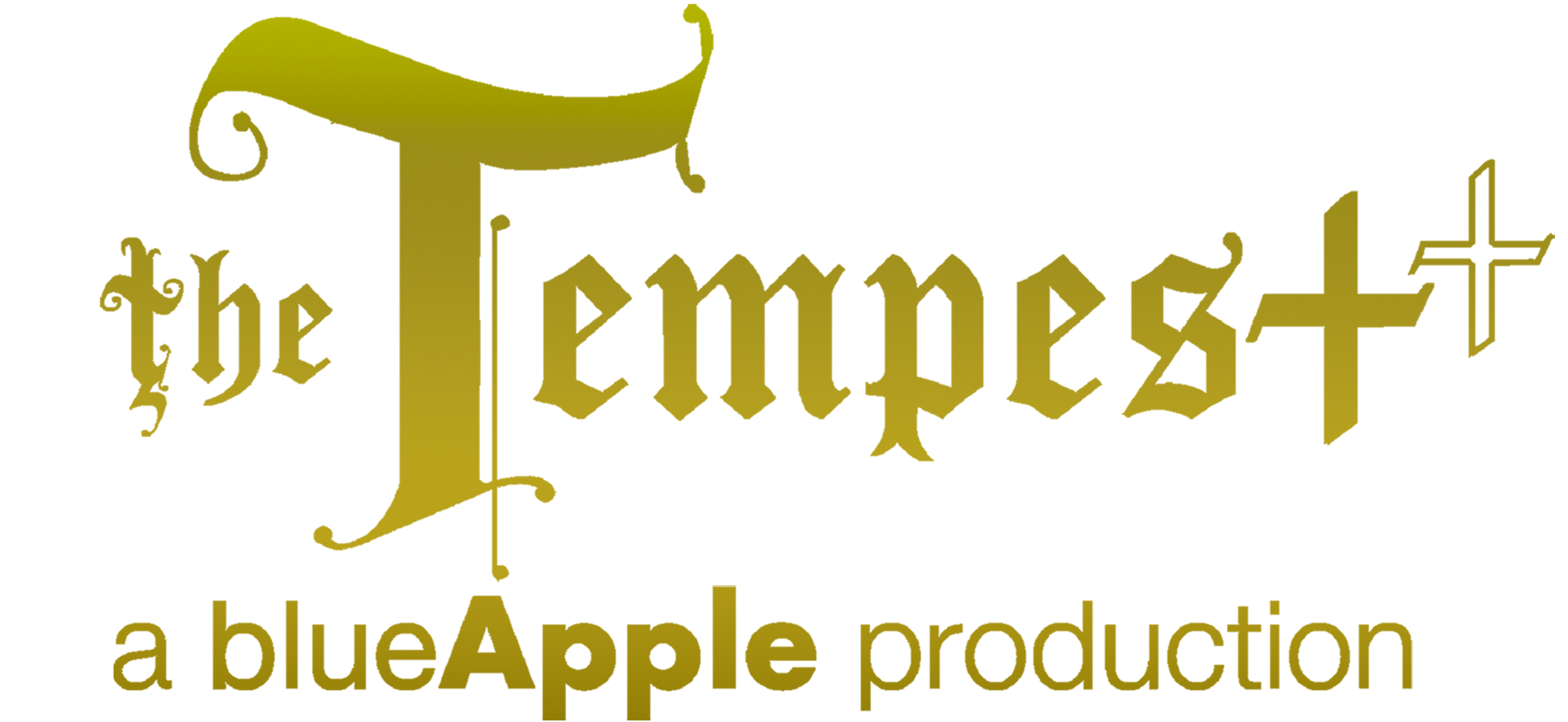 Blue Apple The Tempest logo.png