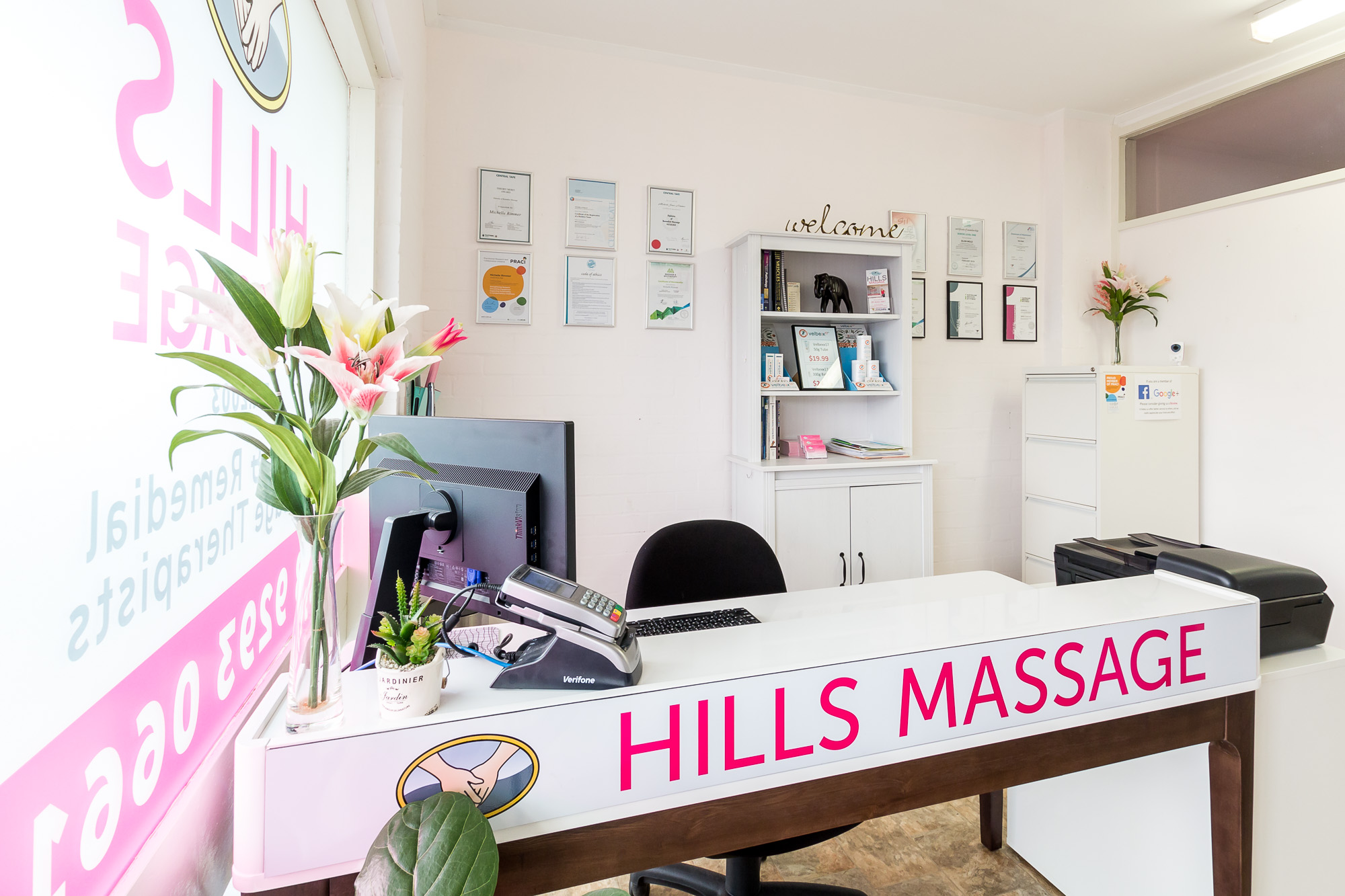Perth Branding Photography - Hills Massage
