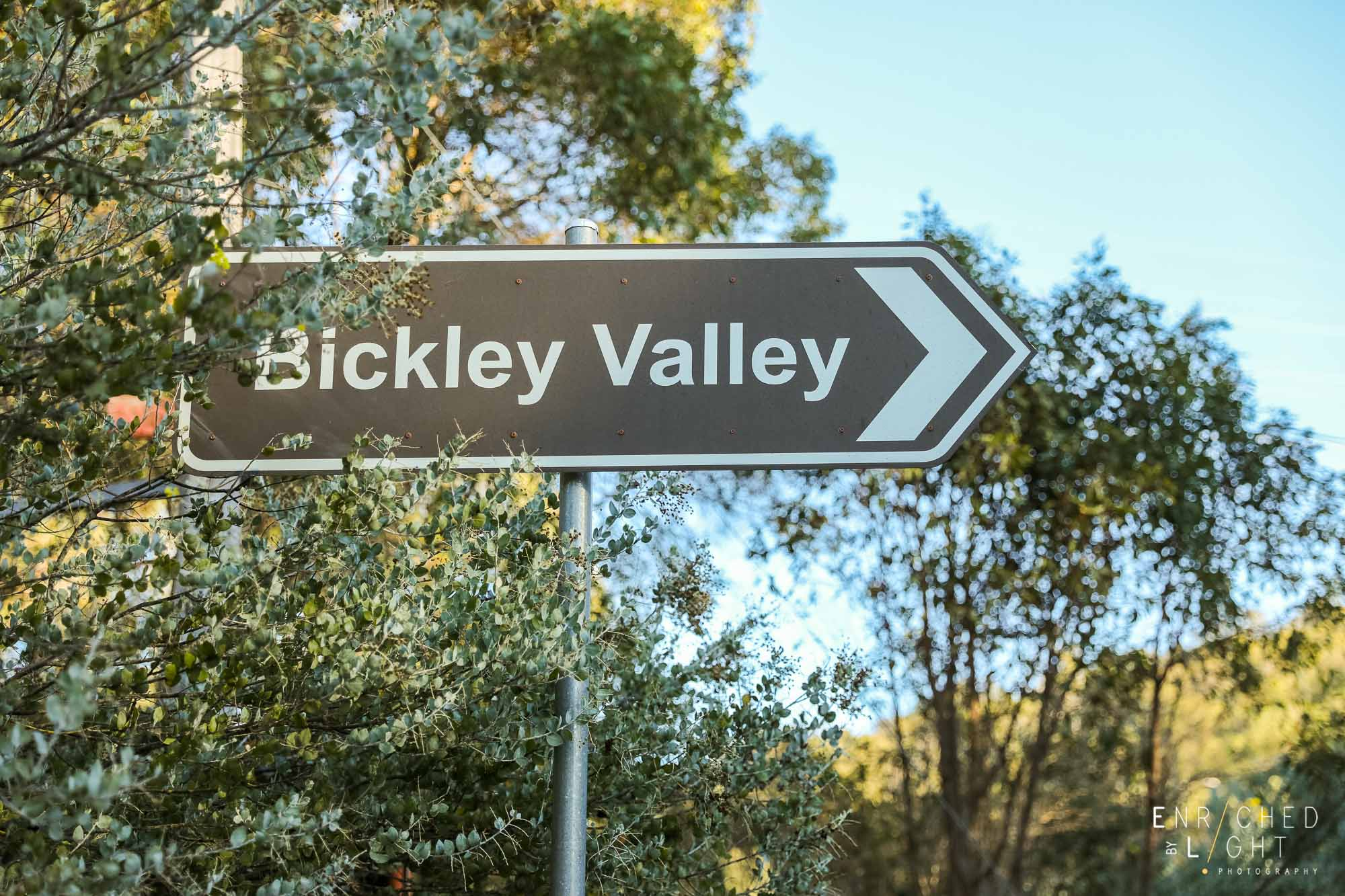 The Bickley Valley is a short 30 minute drive from Perth city