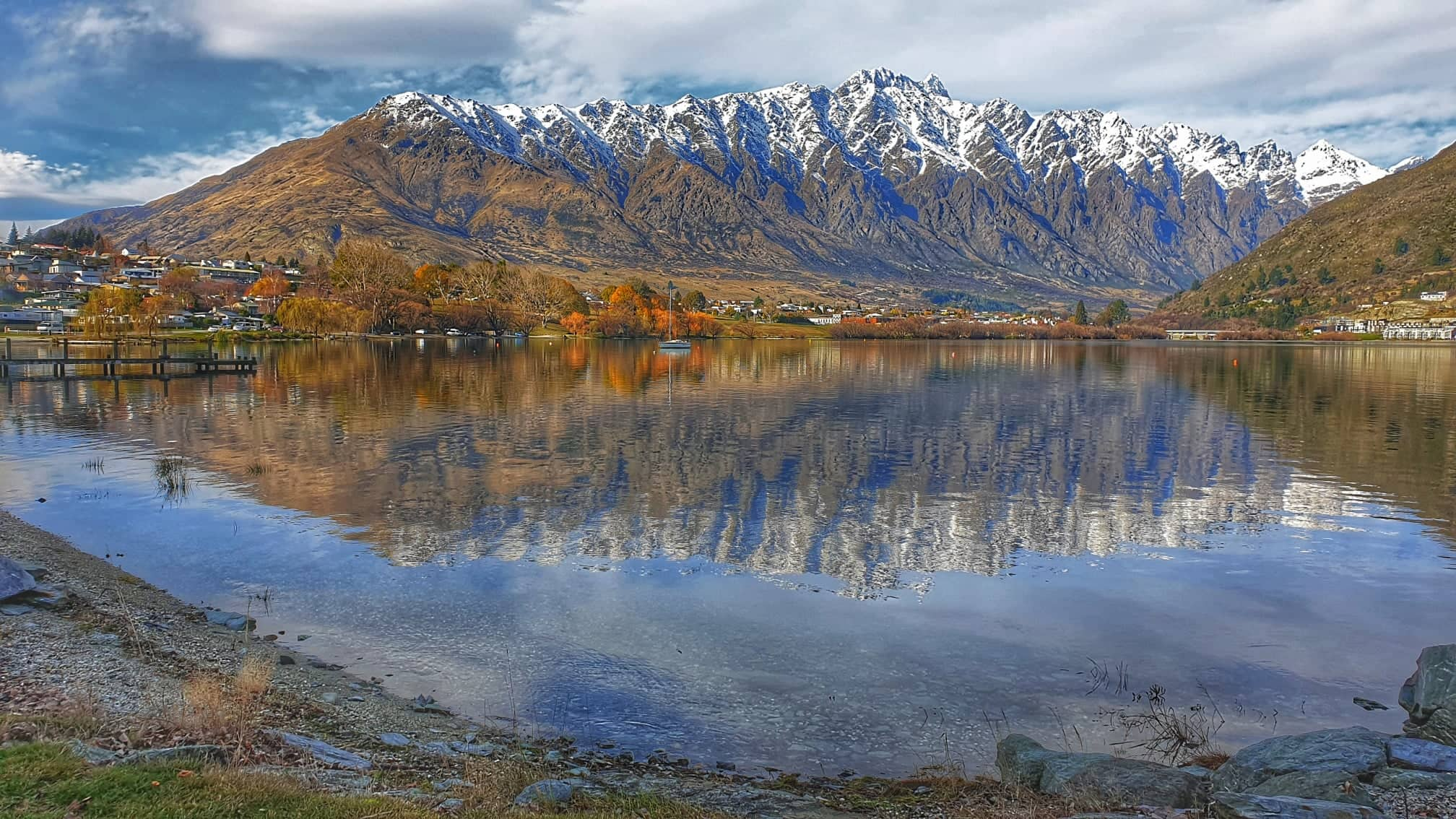 The Remarkables - doubled in beauty