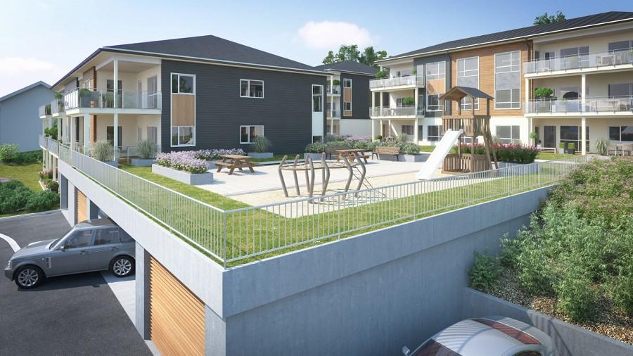 Solbakken boligprosjekt, Molde