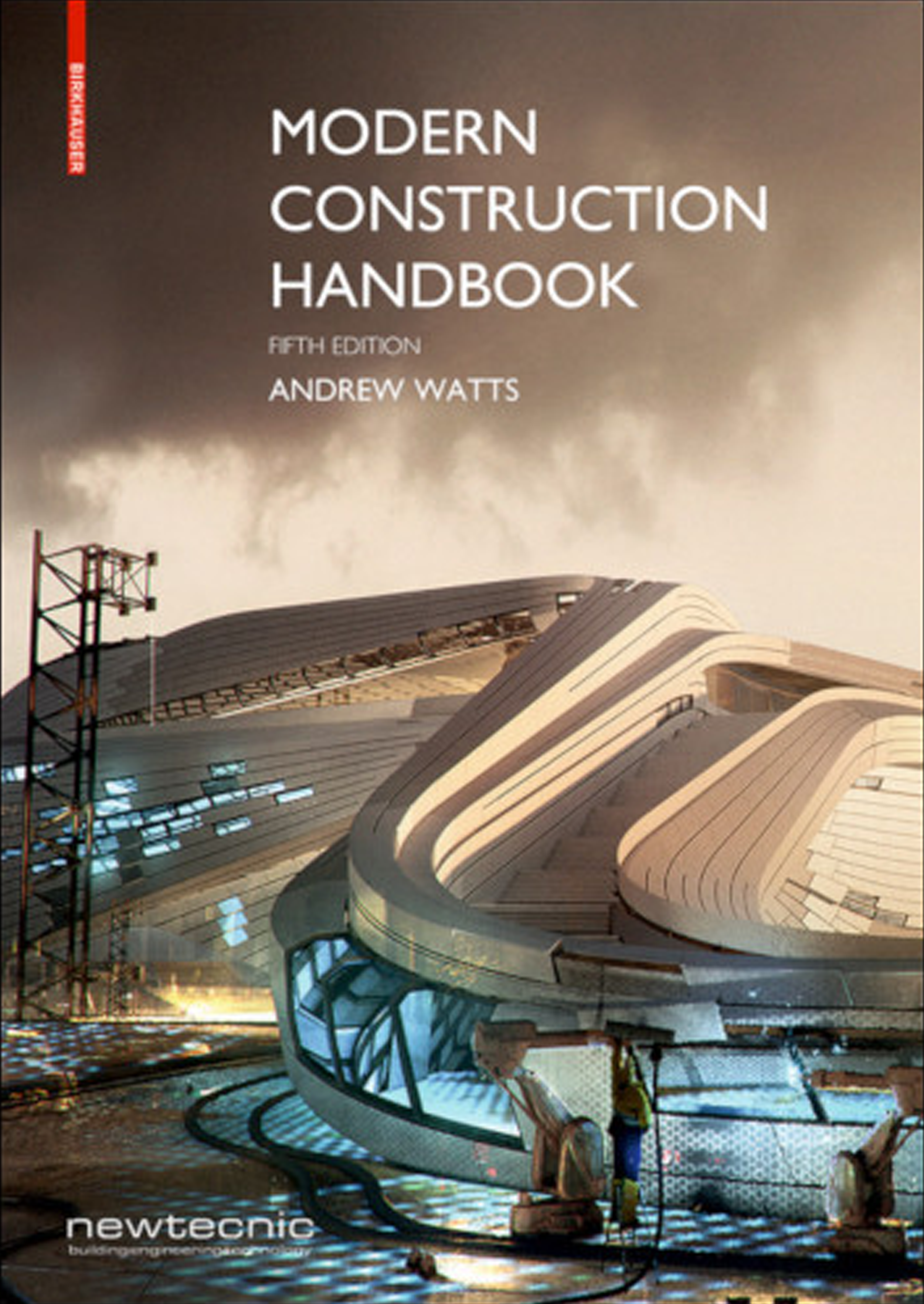 Modern Construction Handbook  has become a classic in advanced building construction literature, with its clear structure covering the chapters Material, Wall, Roof, Structure, Environment, and Applications .