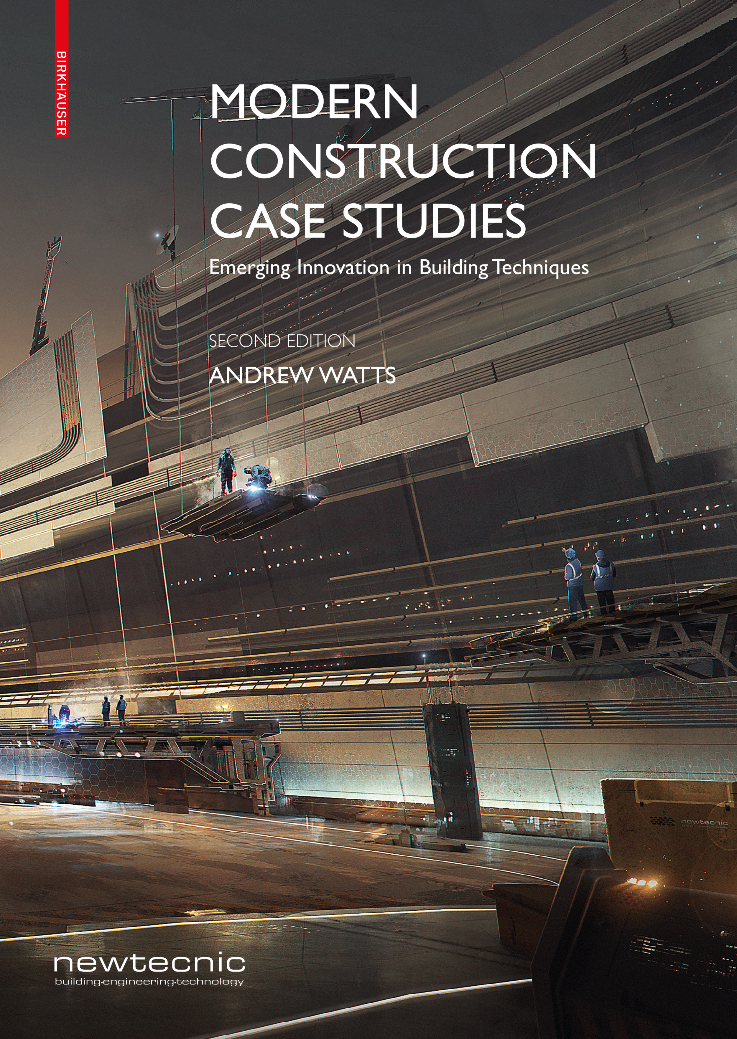 Modern Construction Case Studies, Second Edition  focuses on the interface between the design of facades, structures and environments of 12 building projects, all developed by Newtecnic.
