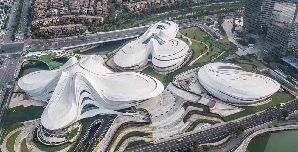 Changsha Meixihu International Culture and Art Centre ,  Changsha ,  China