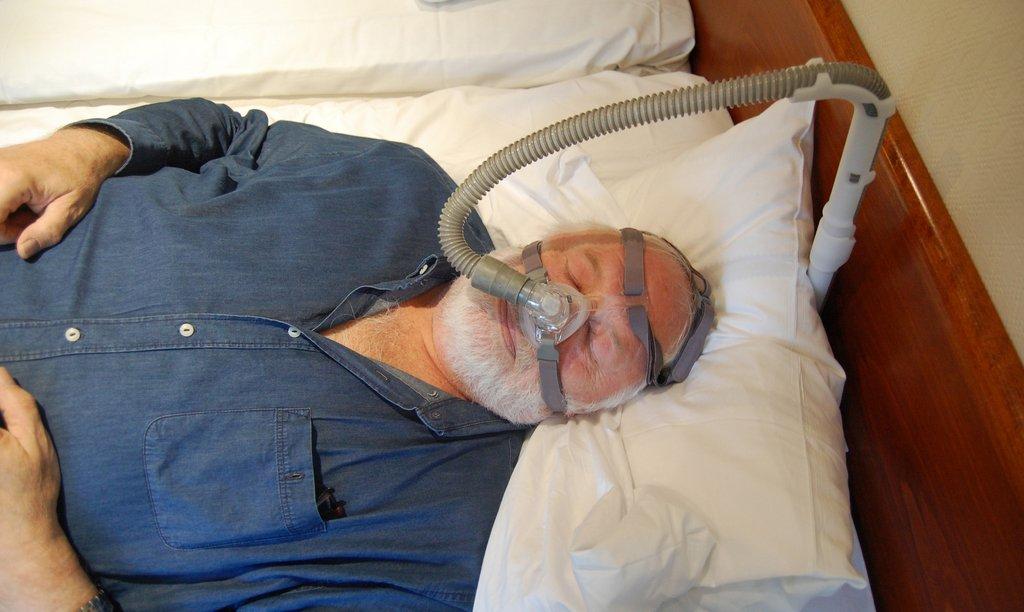 Med SleepStick i bruk om natten har Alf merkbart bedre søvnkvalitet.