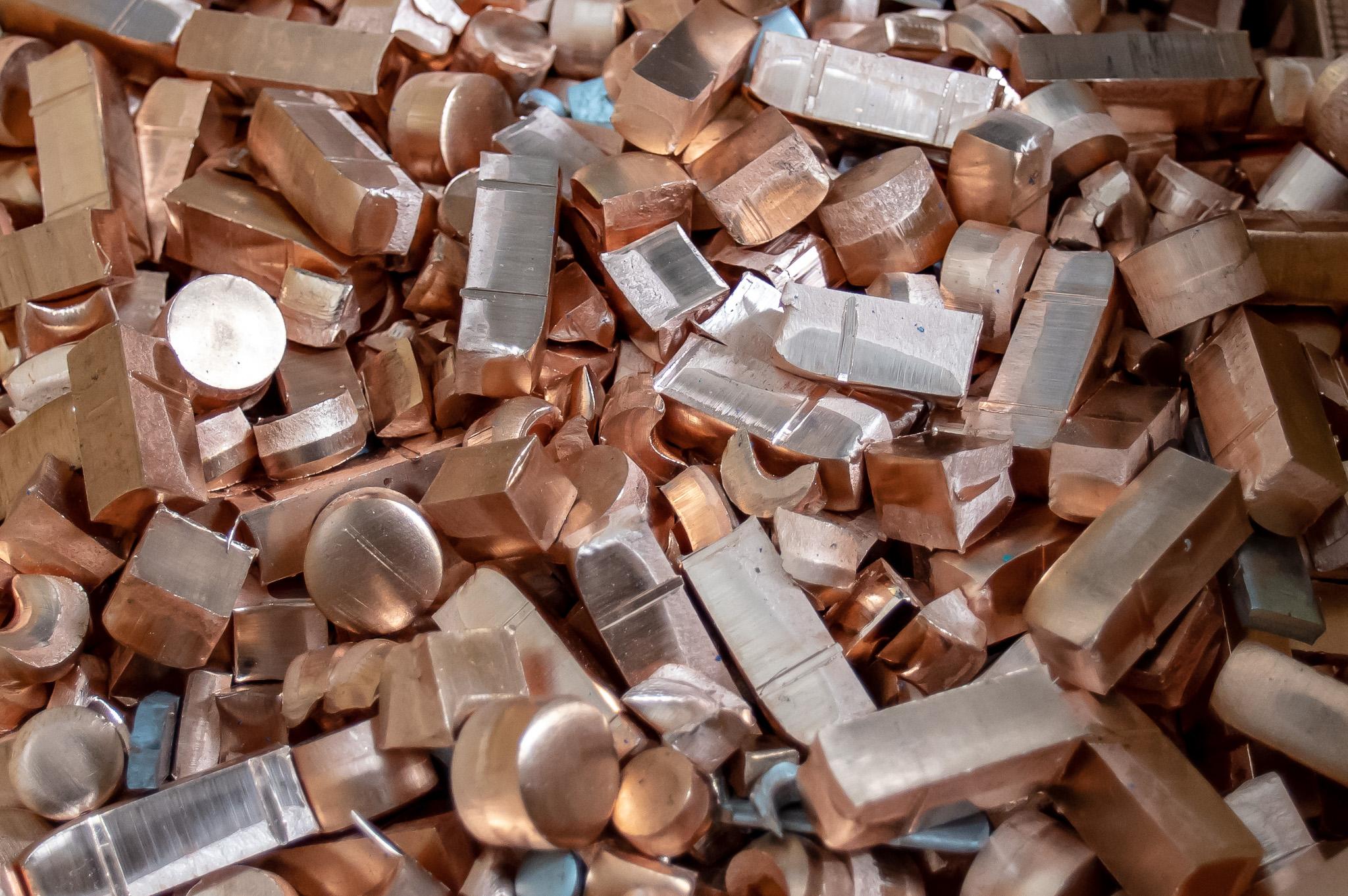 WCBF benytter resirkulert metall i produksjonen slik at produksjonen blir mest mulig miljøvennlig.