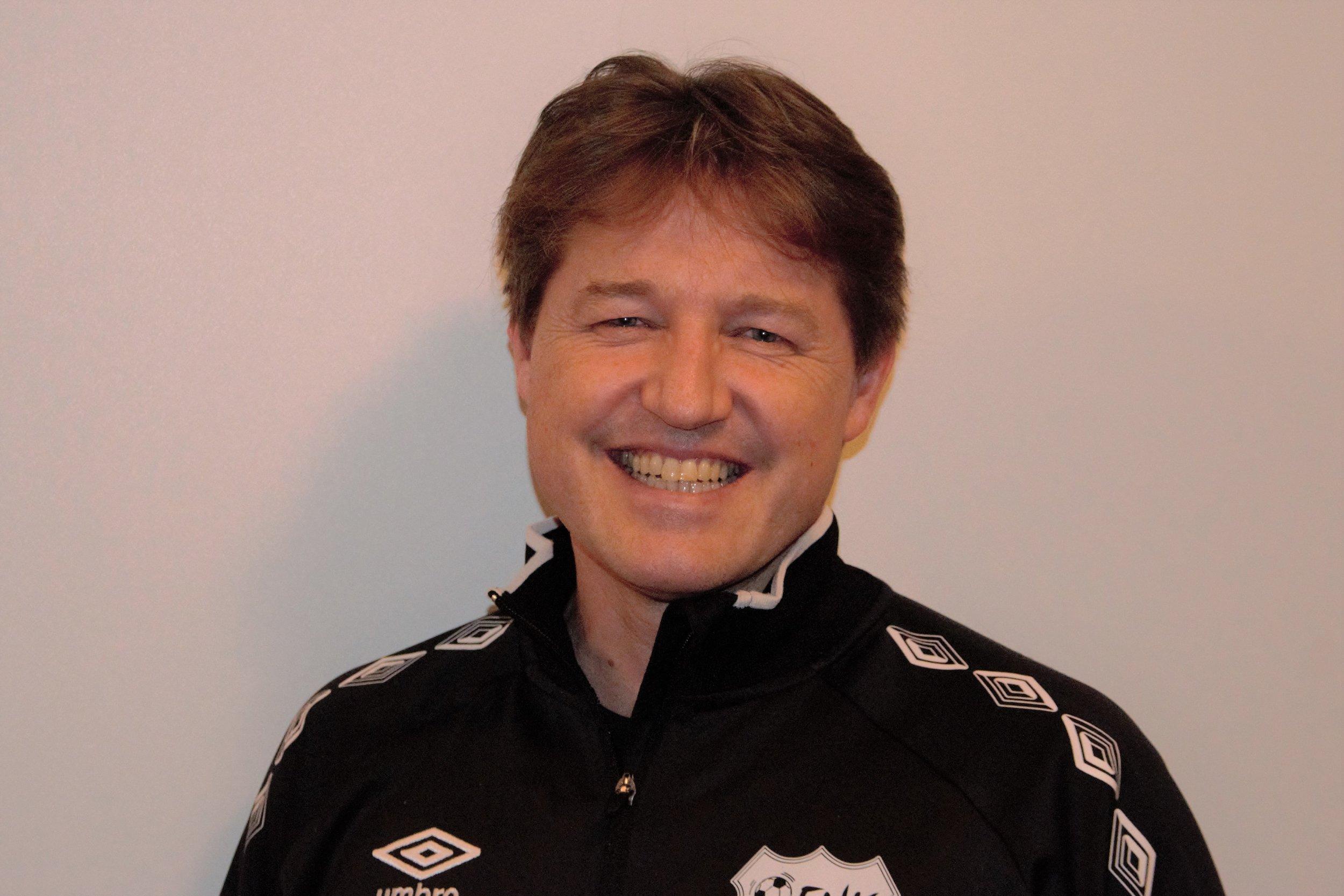 Bjørn Brunborg, inkluderingsfondets initiativtaker.